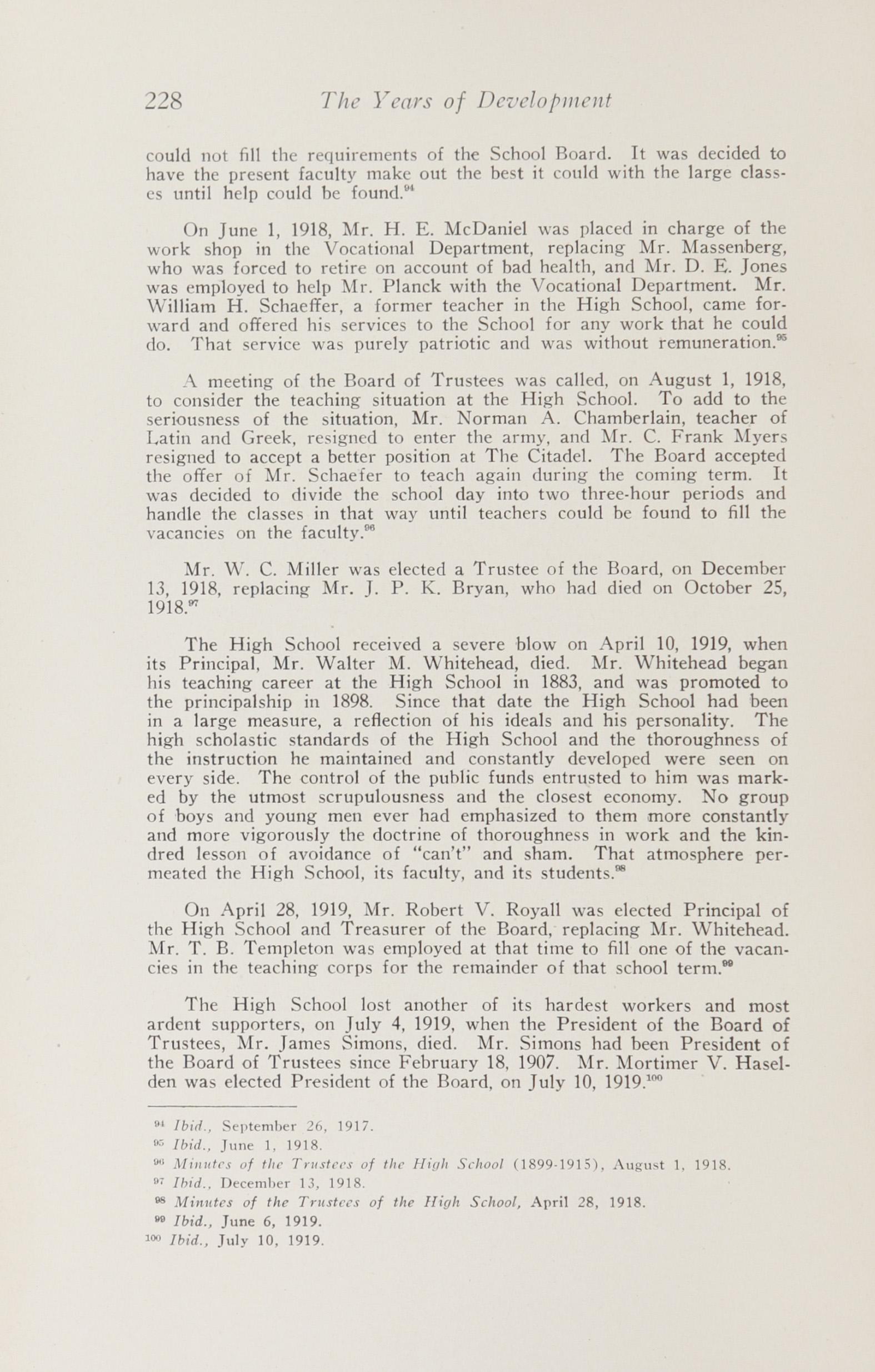 Charleston Yearbook, 1943, page 228