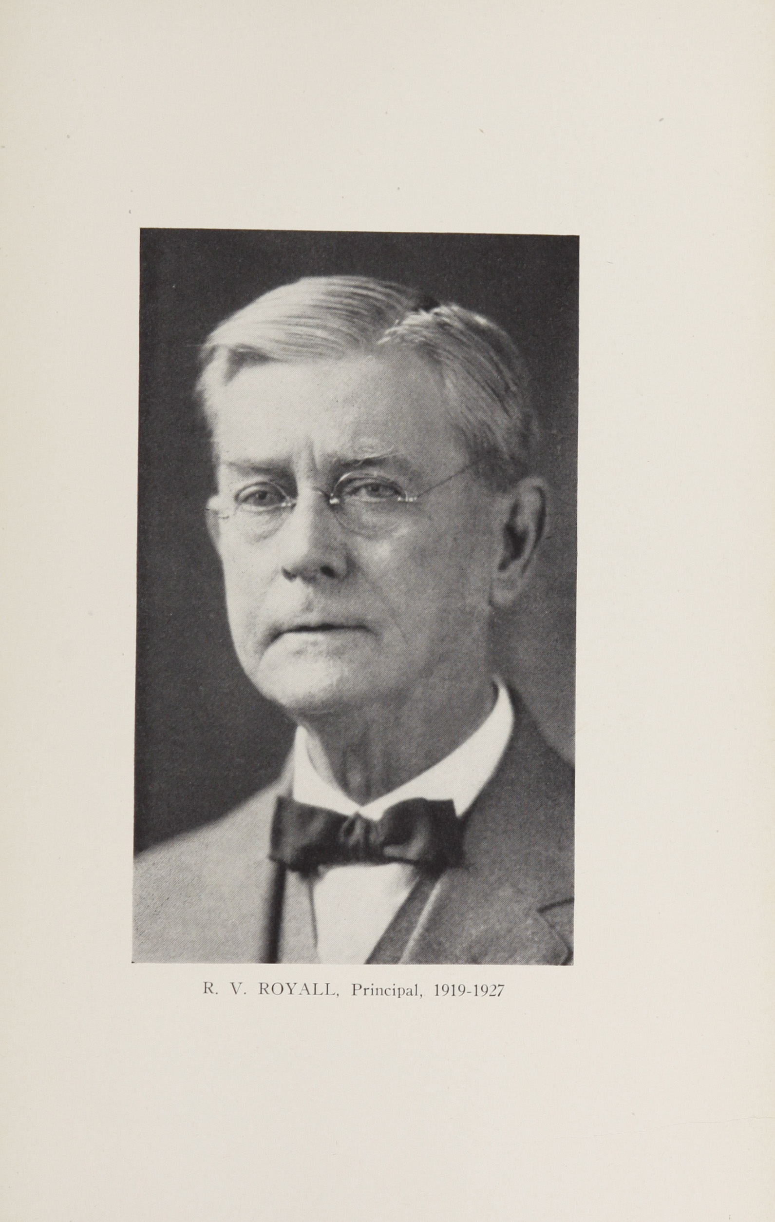 Charleston Yearbook, 1943, insert