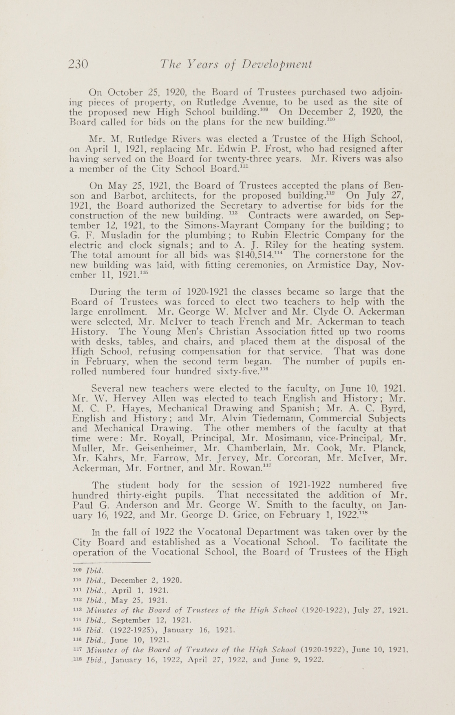 Charleston Yearbook, 1943, page 230