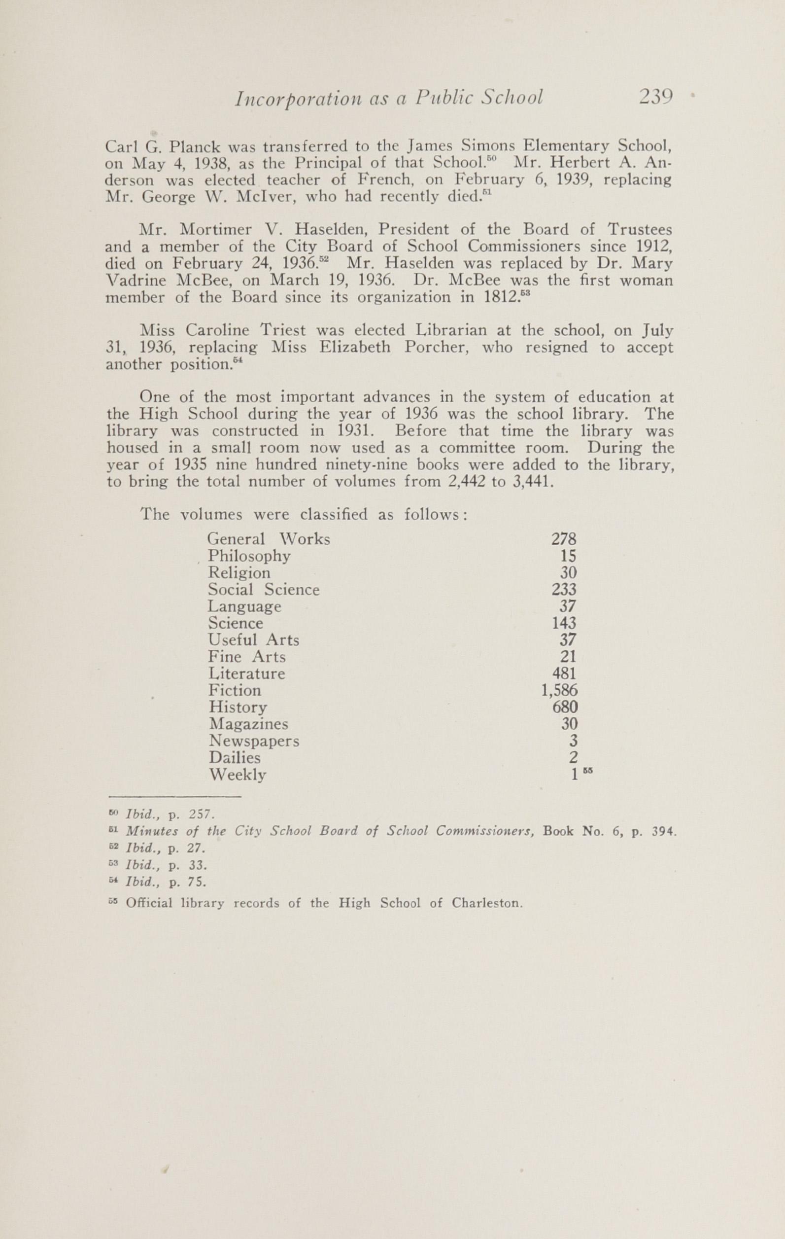 Charleston Yearbook, 1943, page 239
