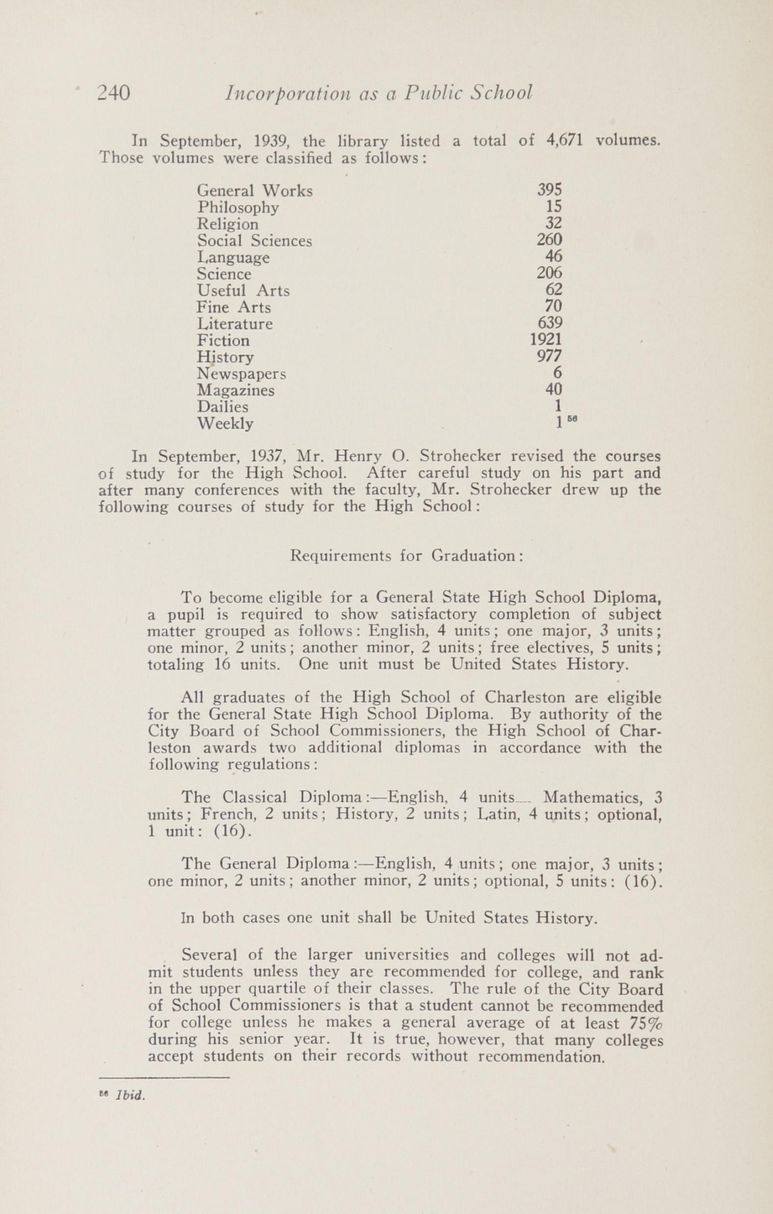 Charleston Yearbook, 1943, page 240