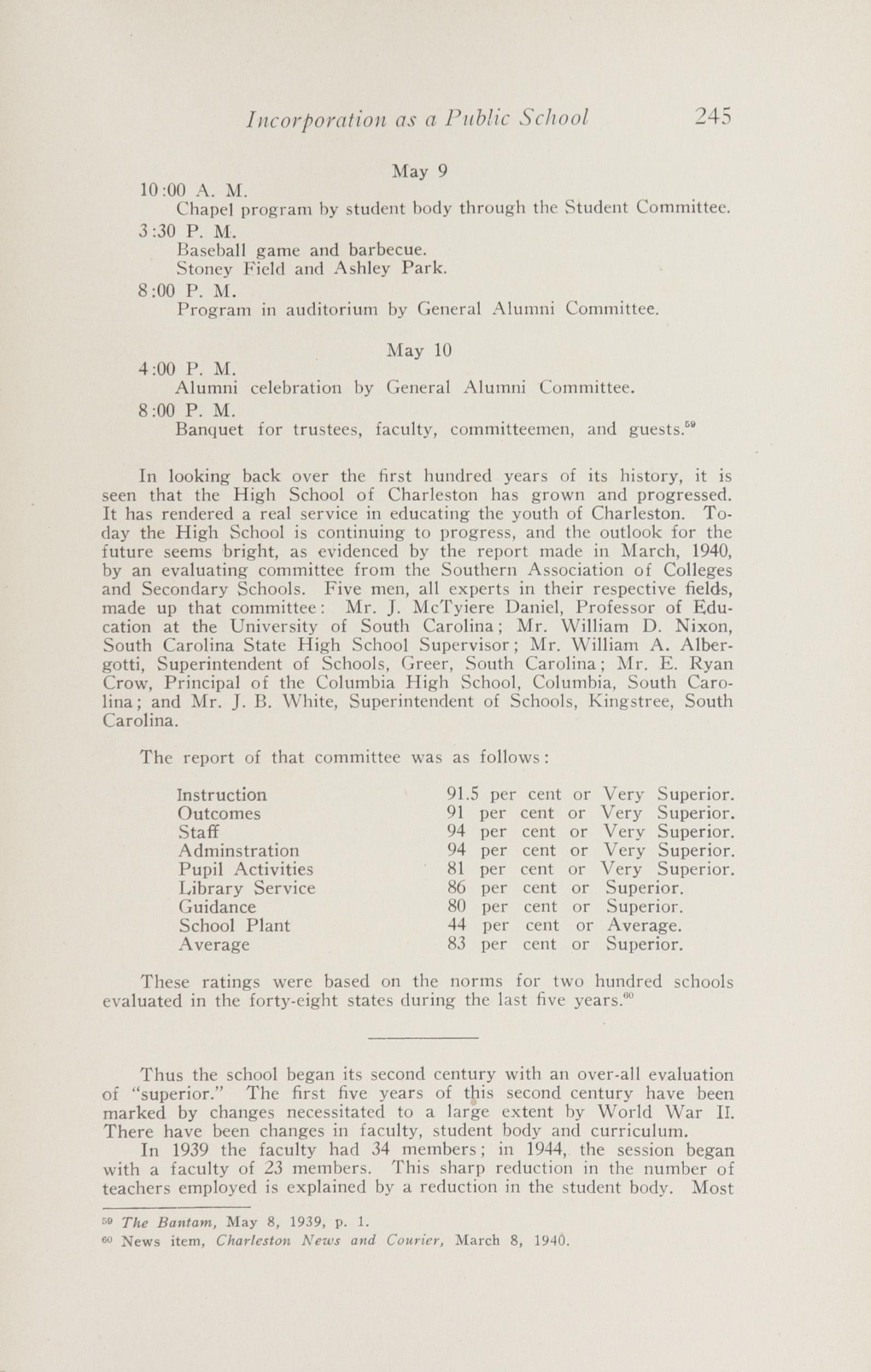 Charleston Yearbook, 1943, page 245