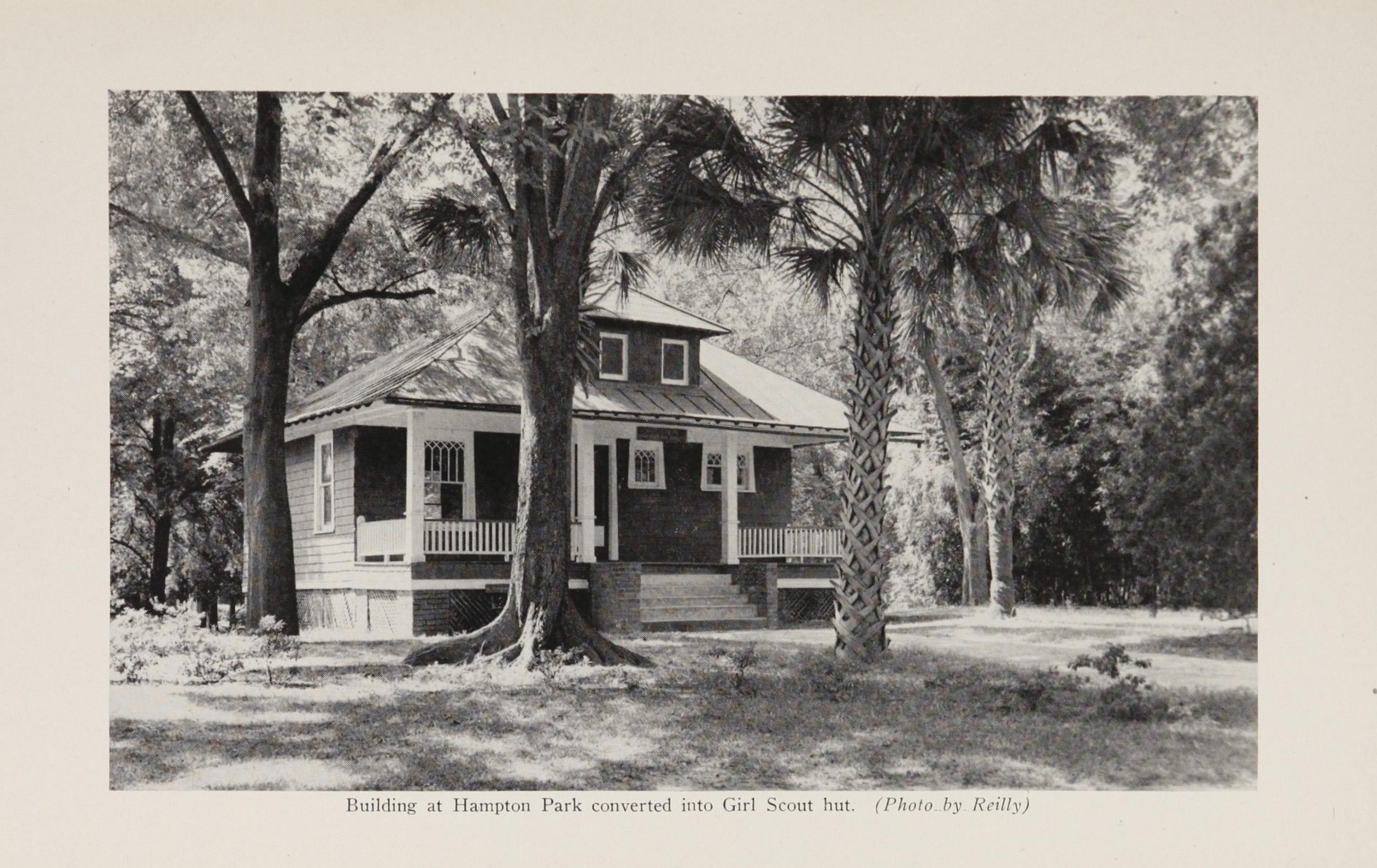 Charleston Yearbook, 1944, insert