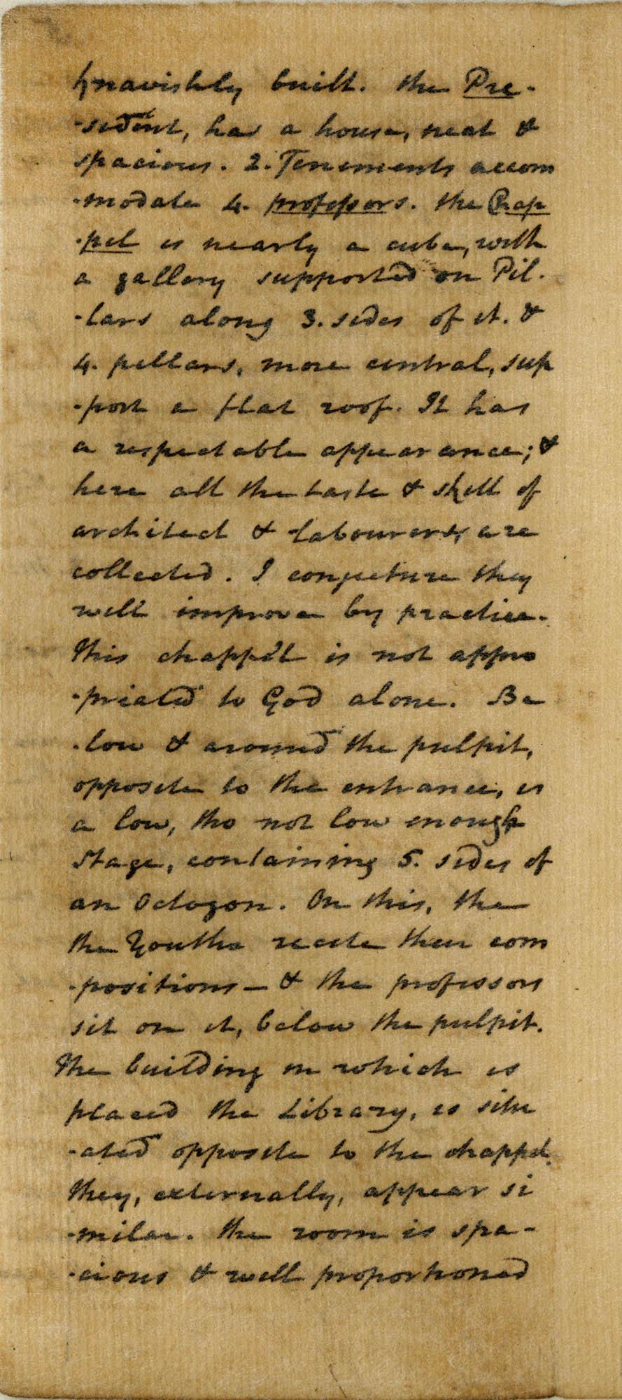 Diary of Charles Drayton, 1814 page 6