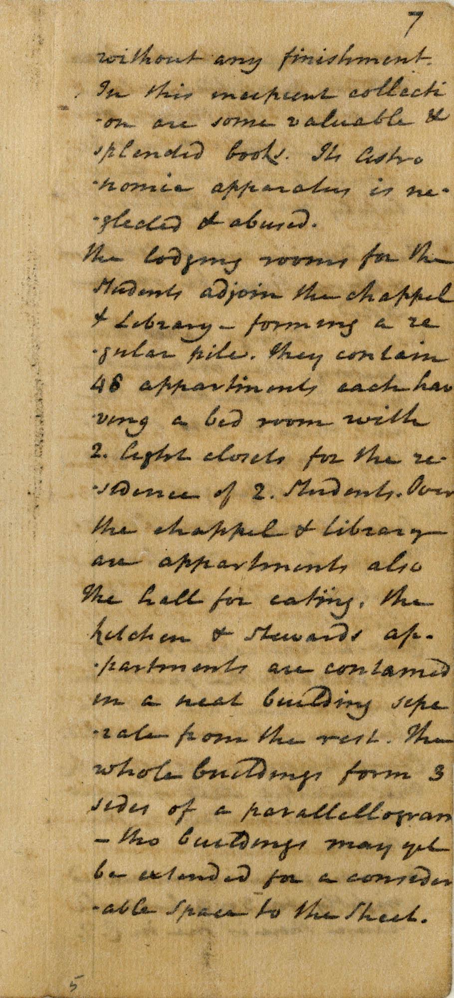 Diary of Charles Drayton, 1814 page 7