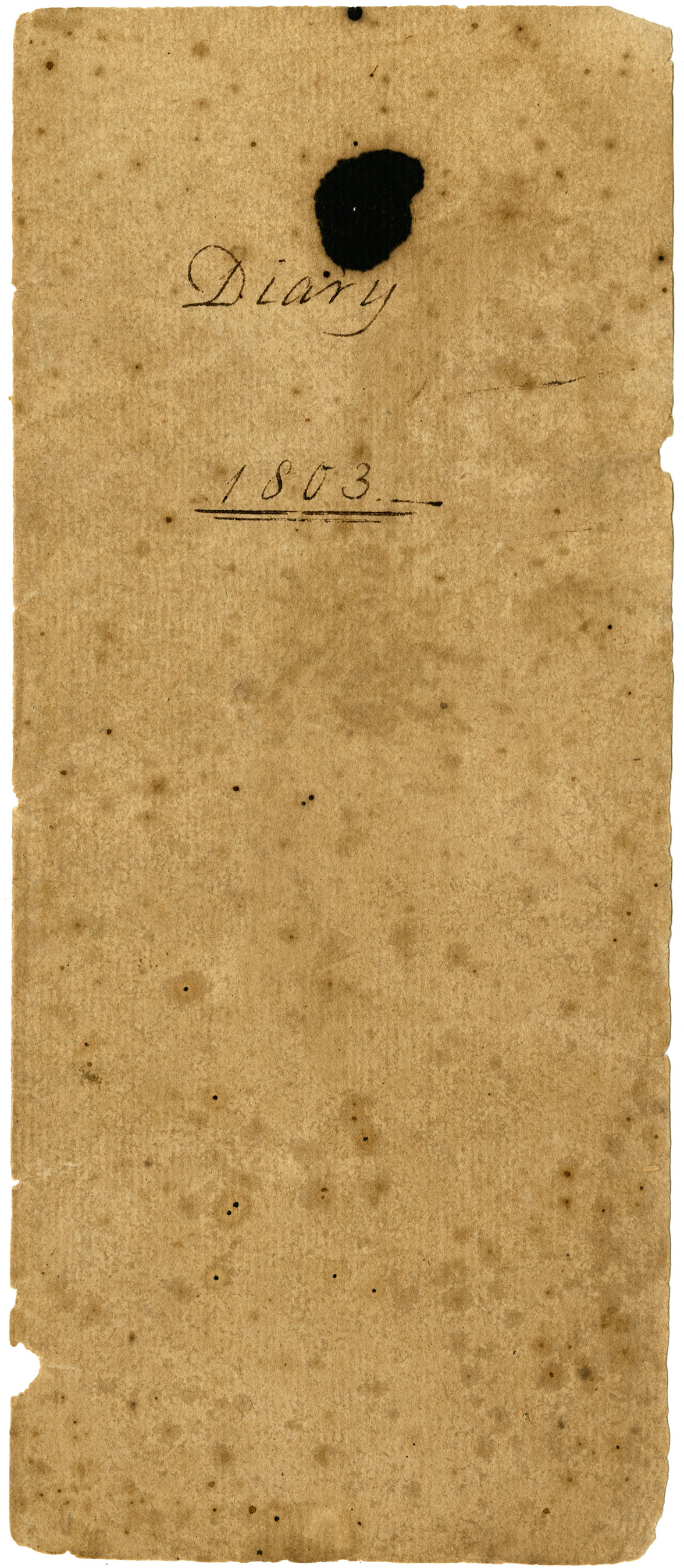Page 108 - Diary 1803