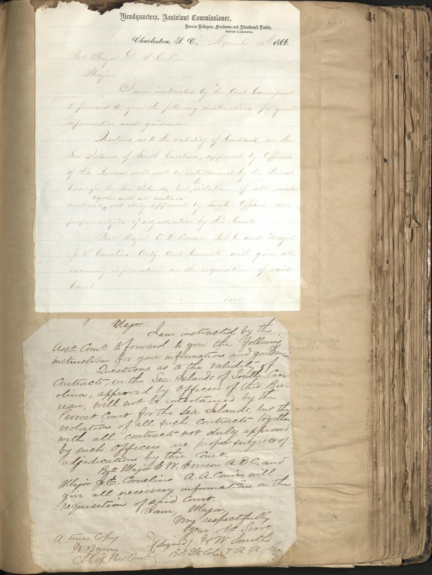 Erastus Everson Diary 1861-1893, page 67