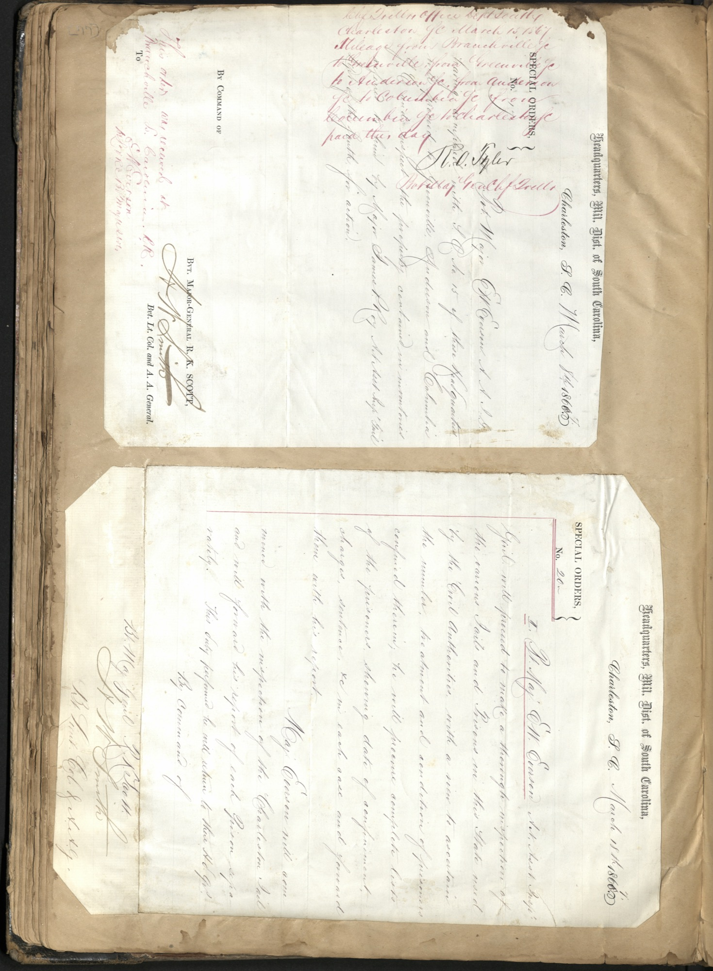 Erastus Everson Diary 1861-1893, page 76