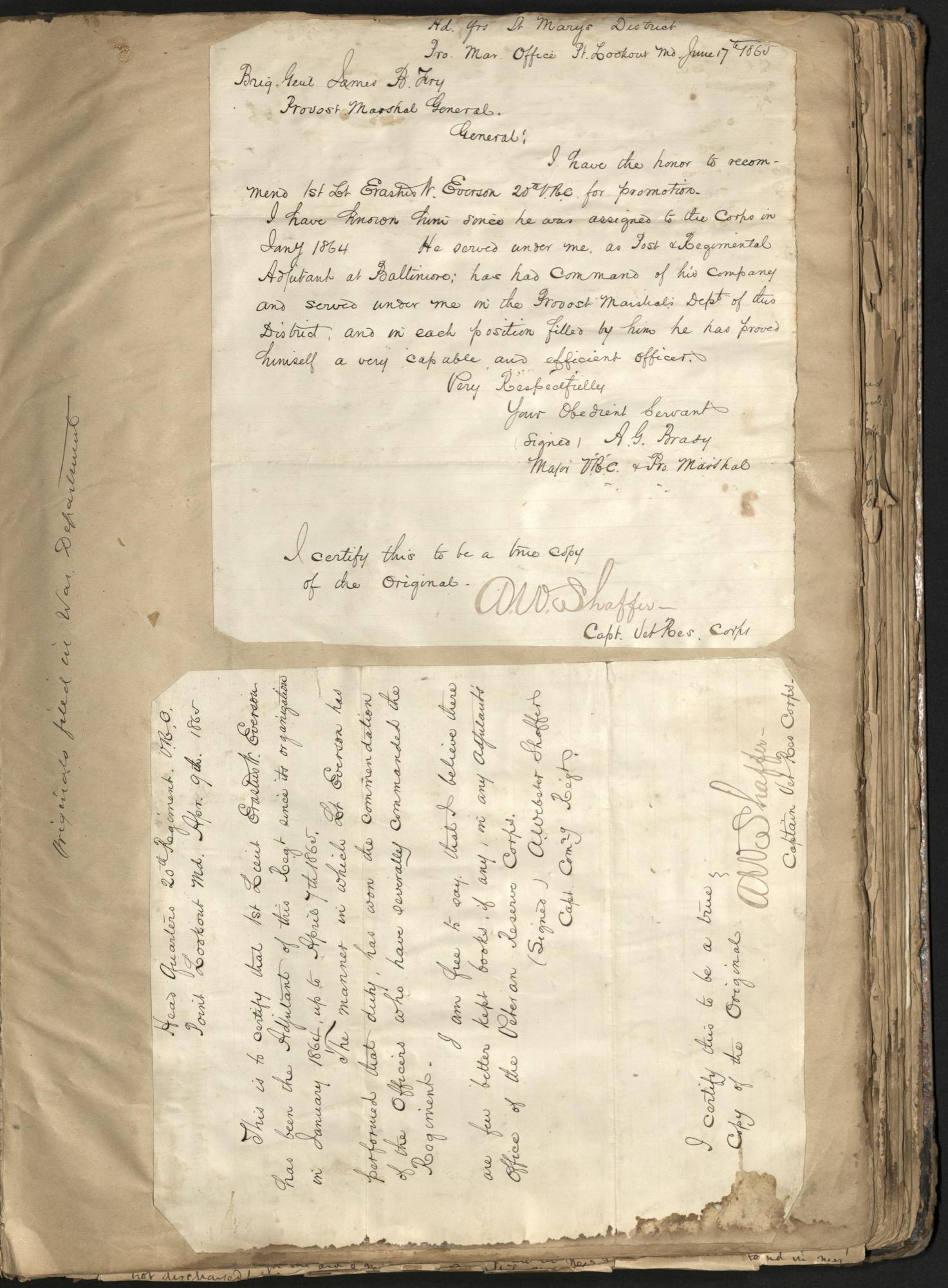 Erastus Everson Diary 1861-1893, page 128