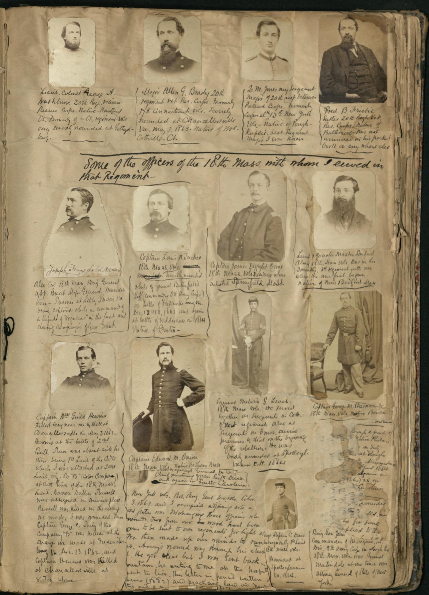 Erastus Everson Diary 1861-1893, page 150
