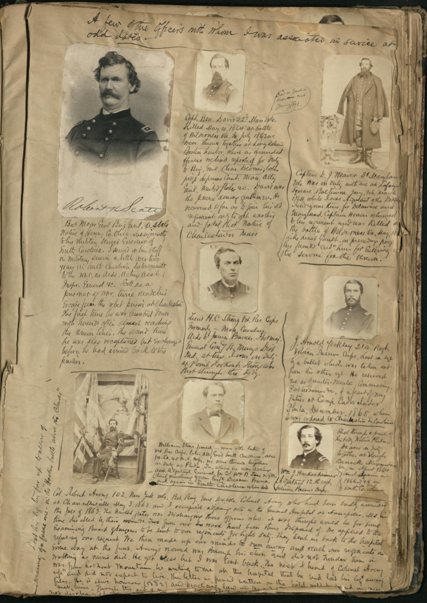 Erastus Everson Diary 1861-1893, page 152