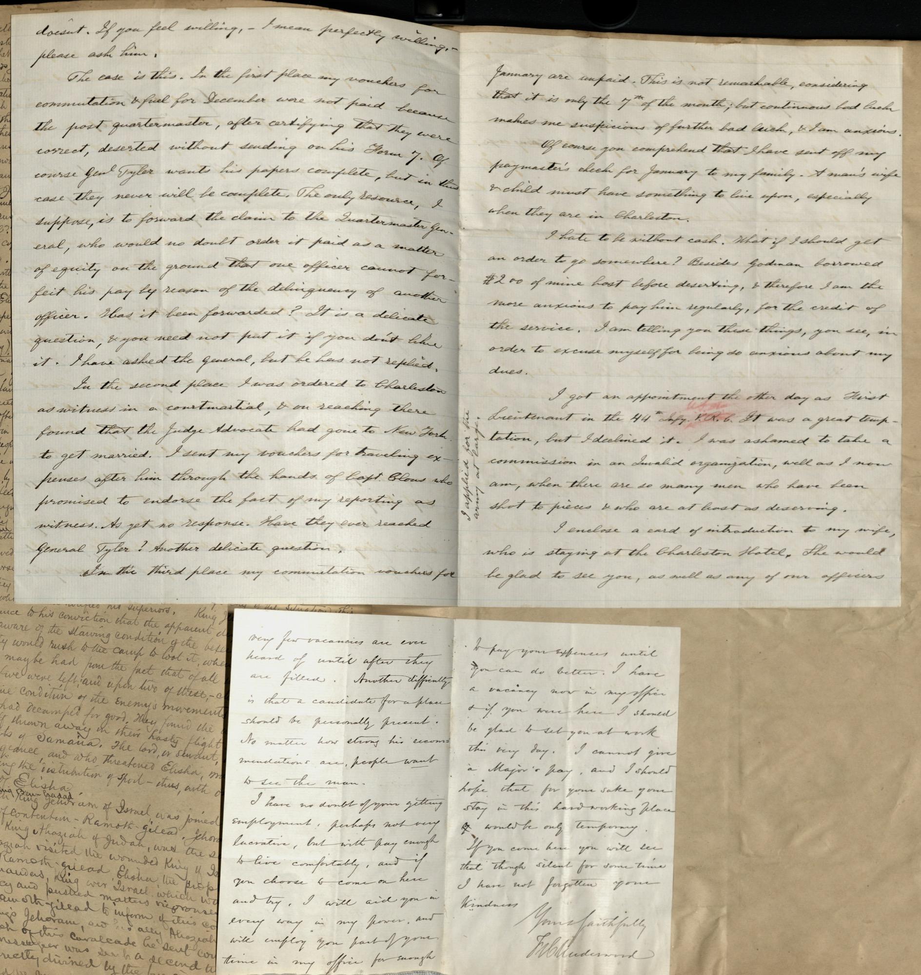 Erastus Everson Diary 1861-1893, page 177