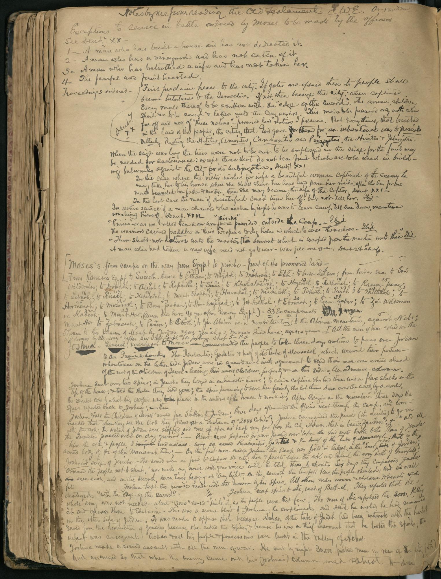 Erastus Everson Diary 1861-1893, page 185