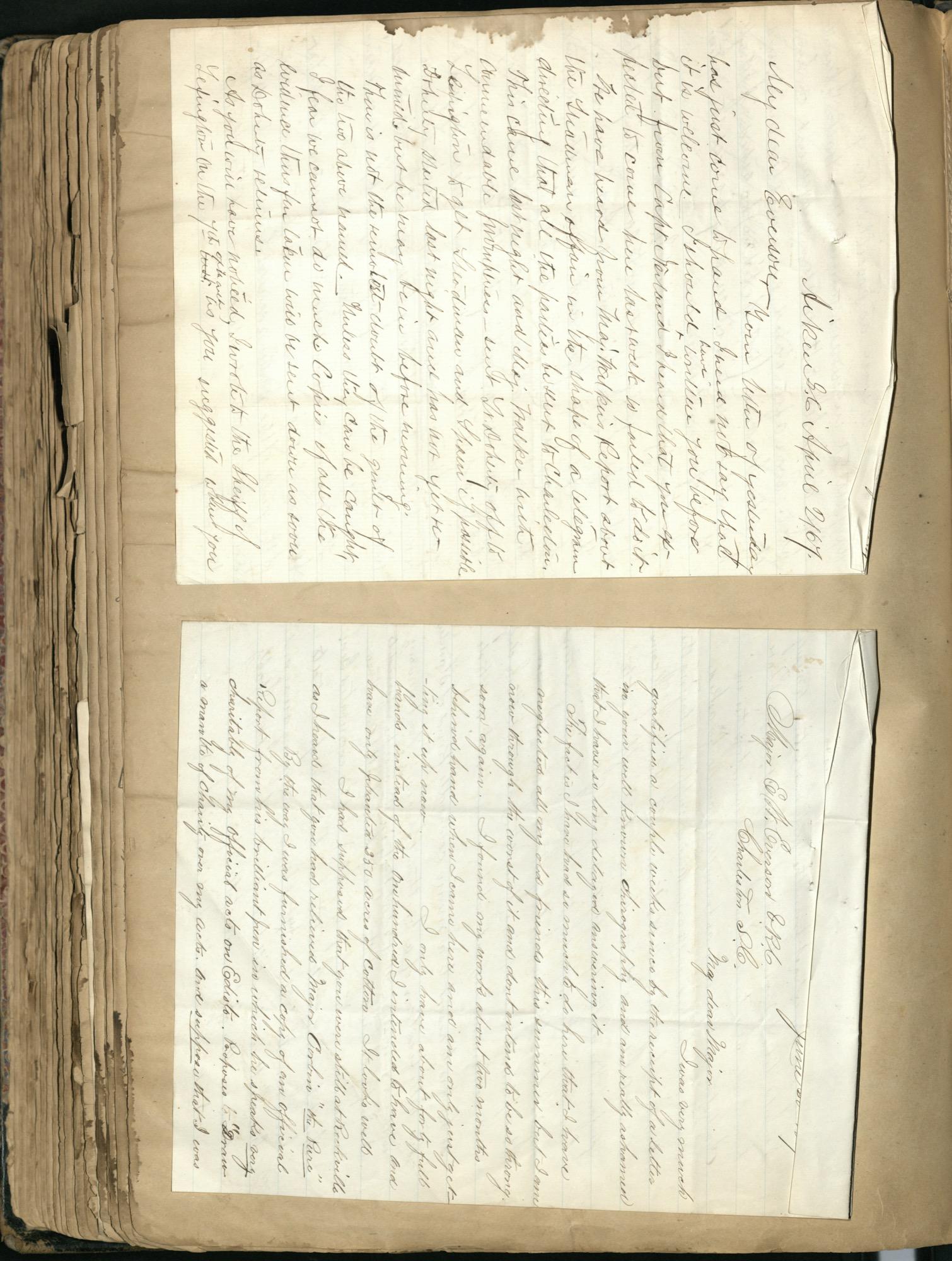 Erastus Everson Diary 1861-1893, page 212