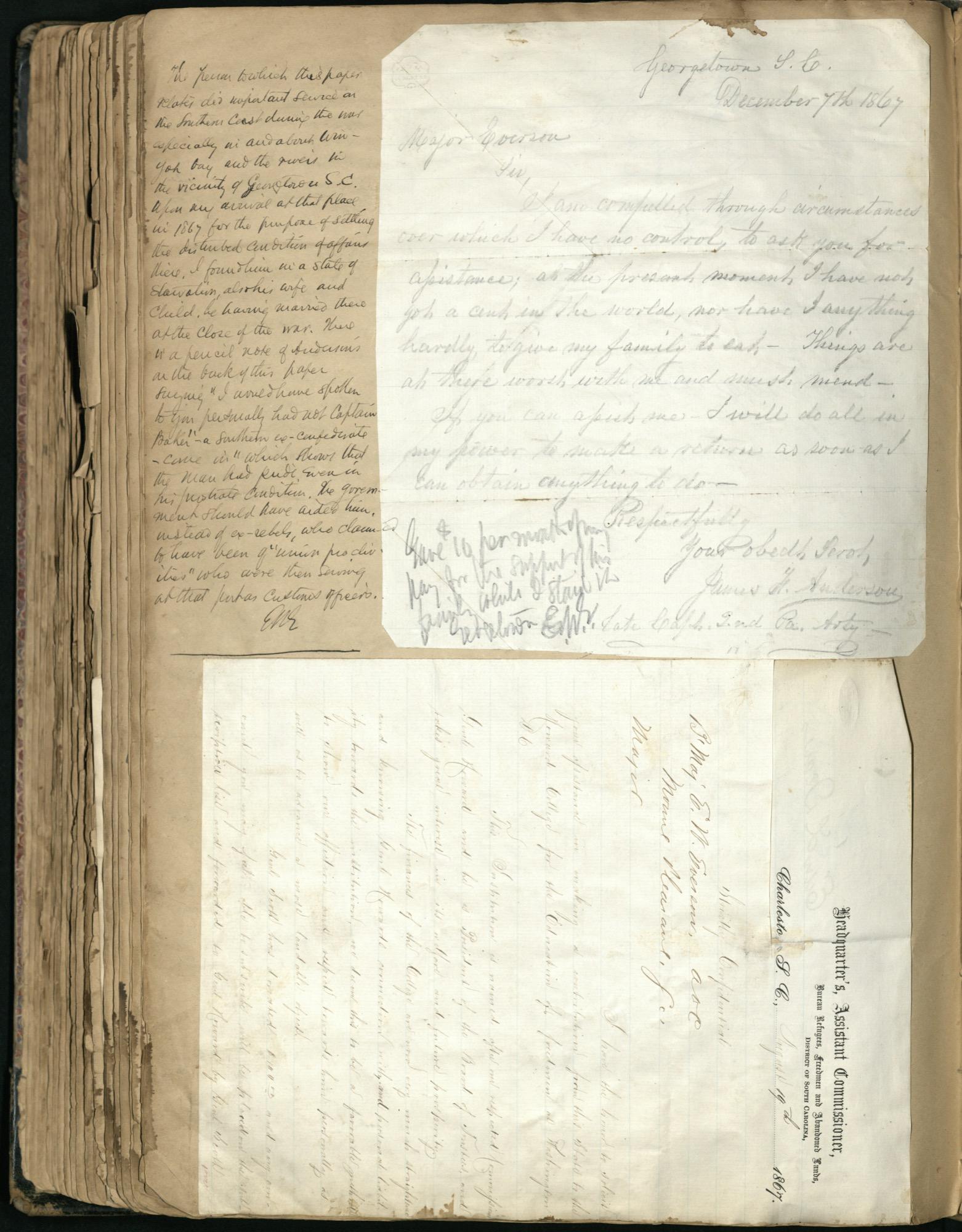 Erastus Everson Diary 1861-1893, page 232