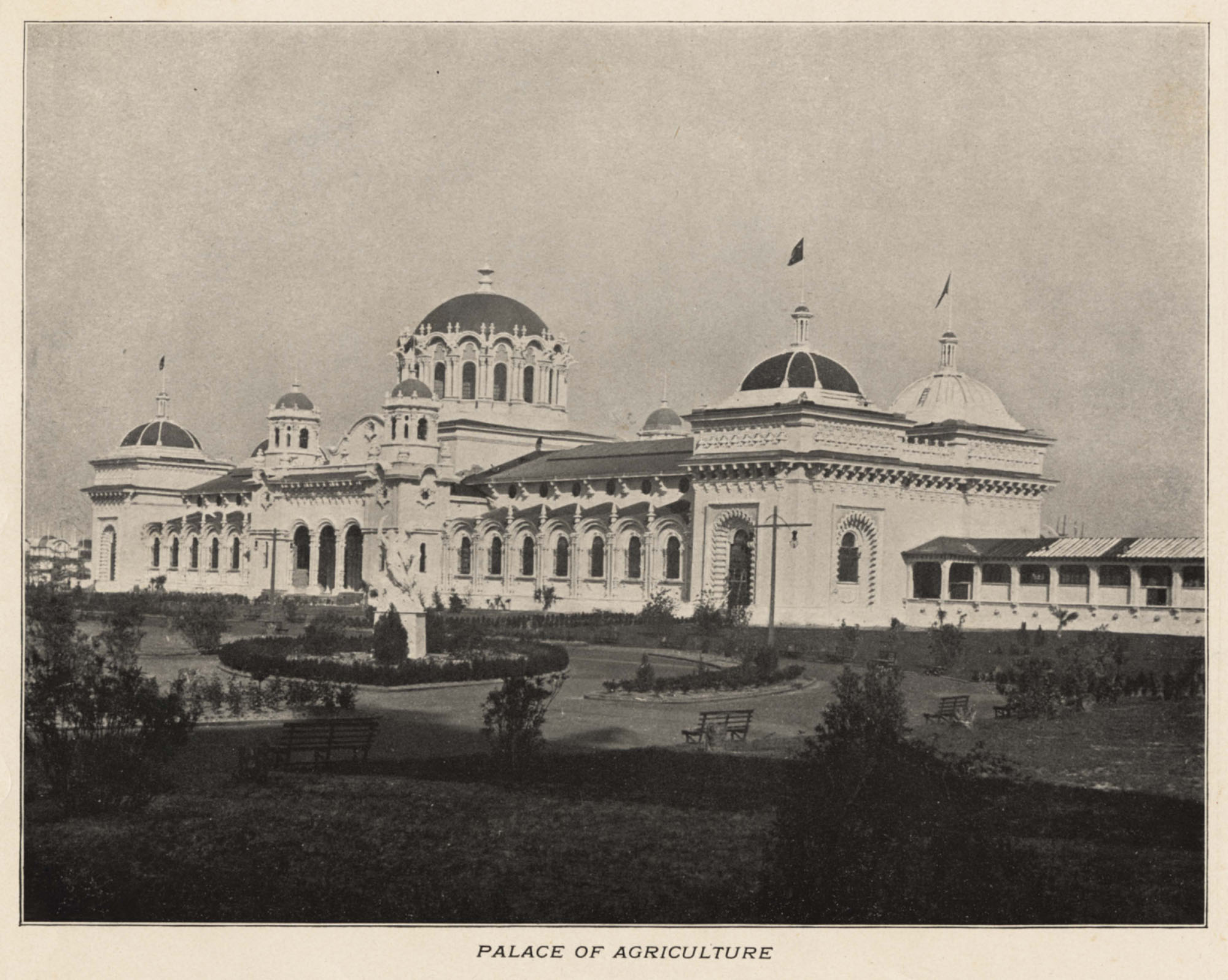 Palace of Agriculture