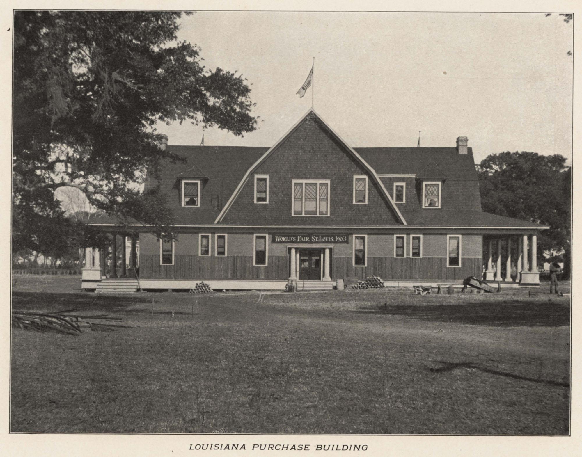 Louisiana Purchase Building
