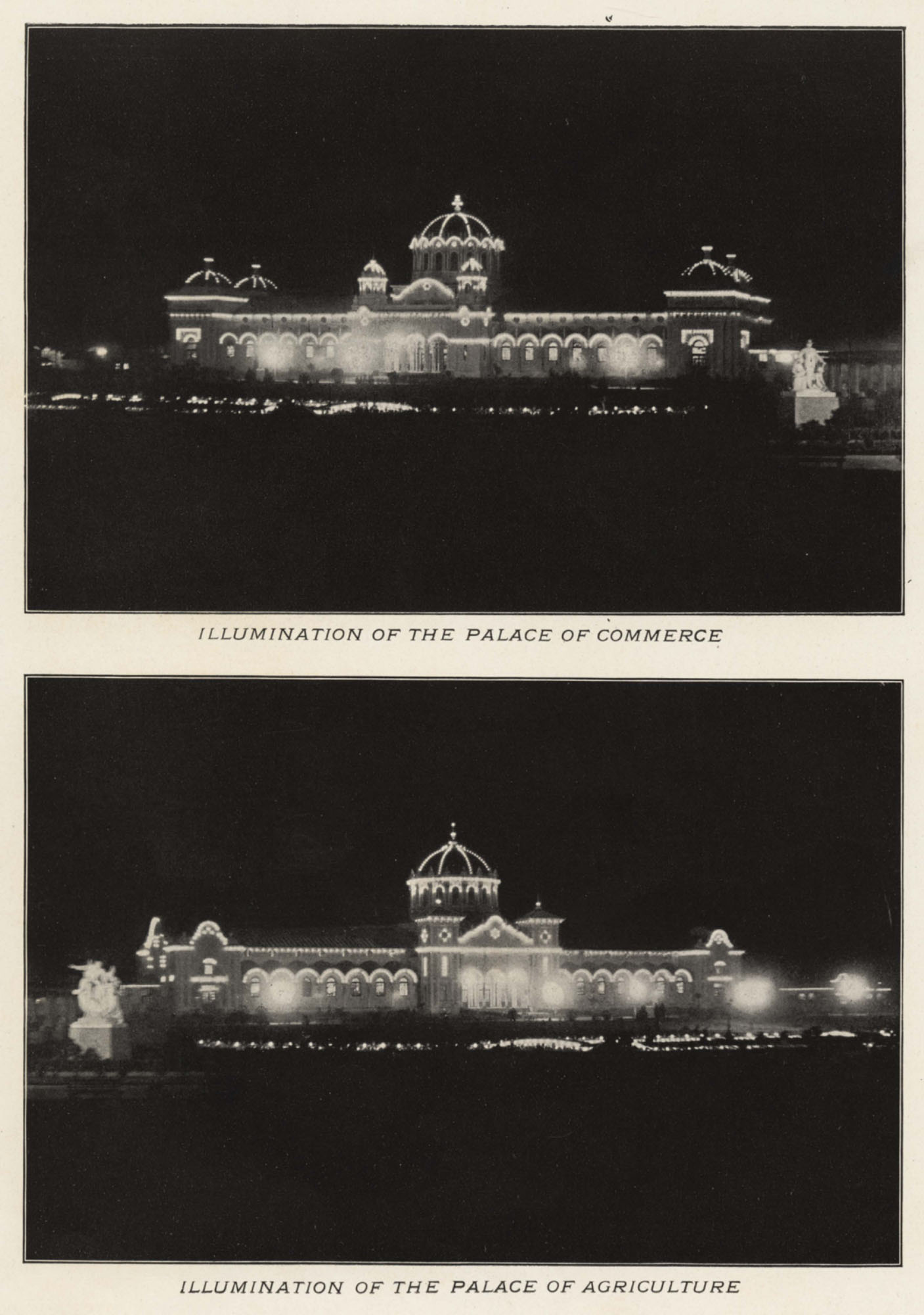 Illumination of the Palaces