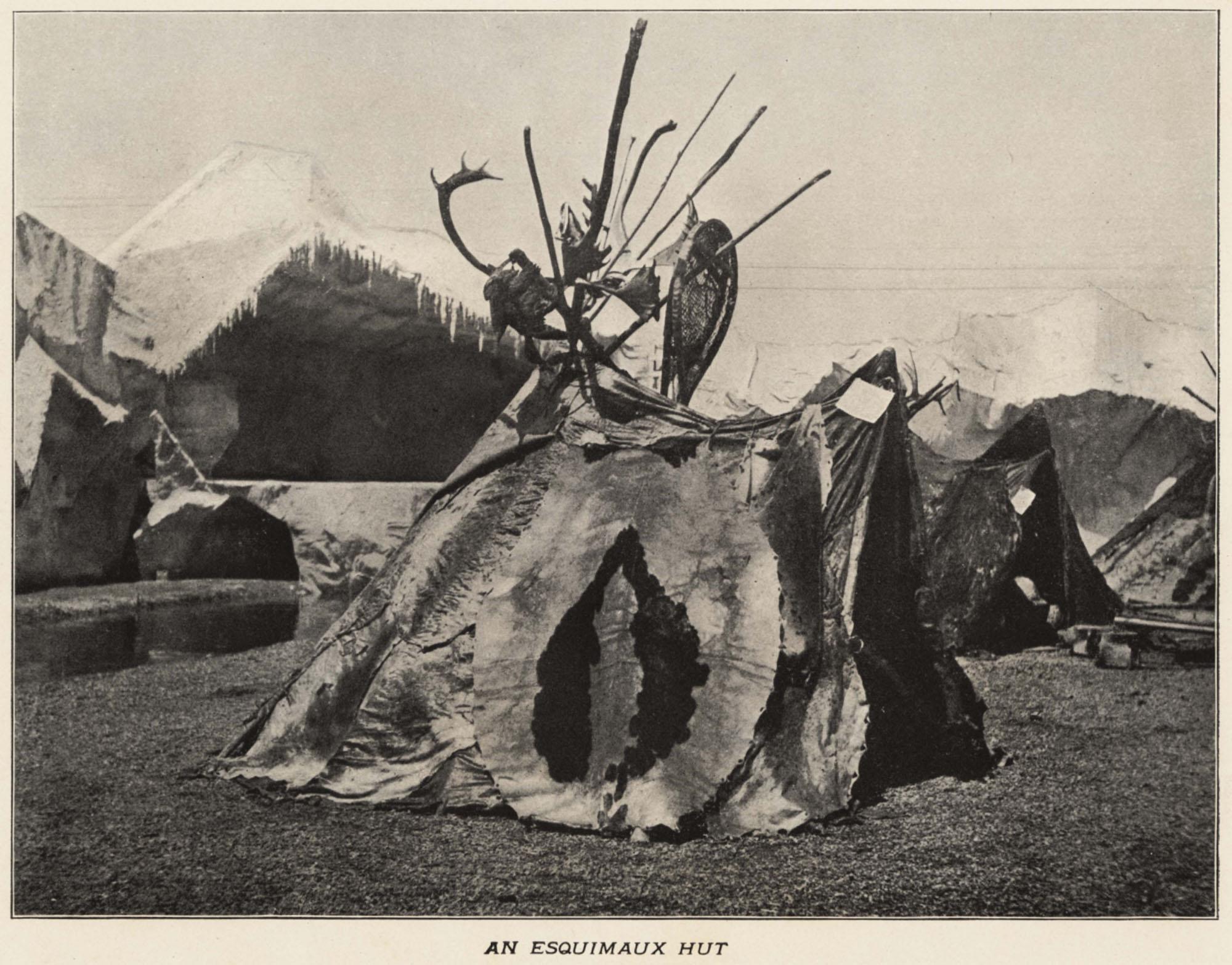 Esquimax Hut