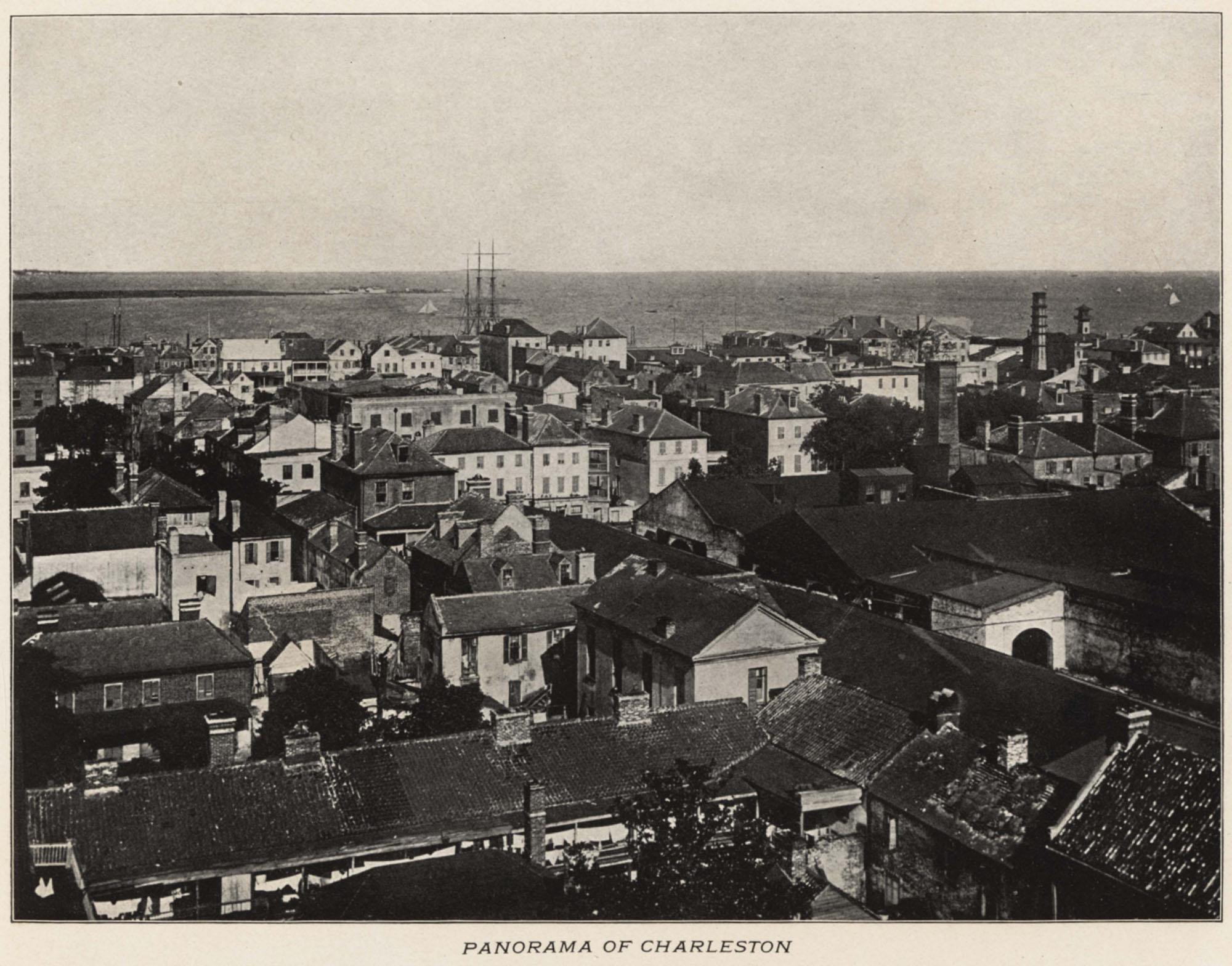 Charleston Panorama