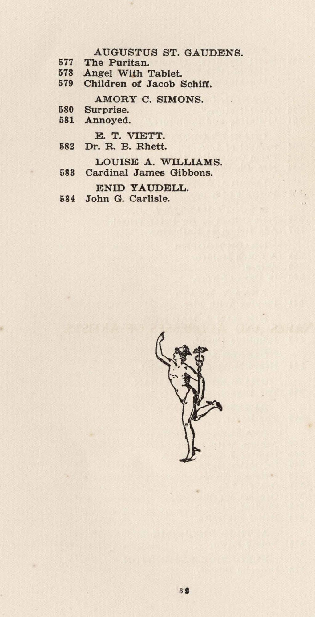 Catalogue, 577-584