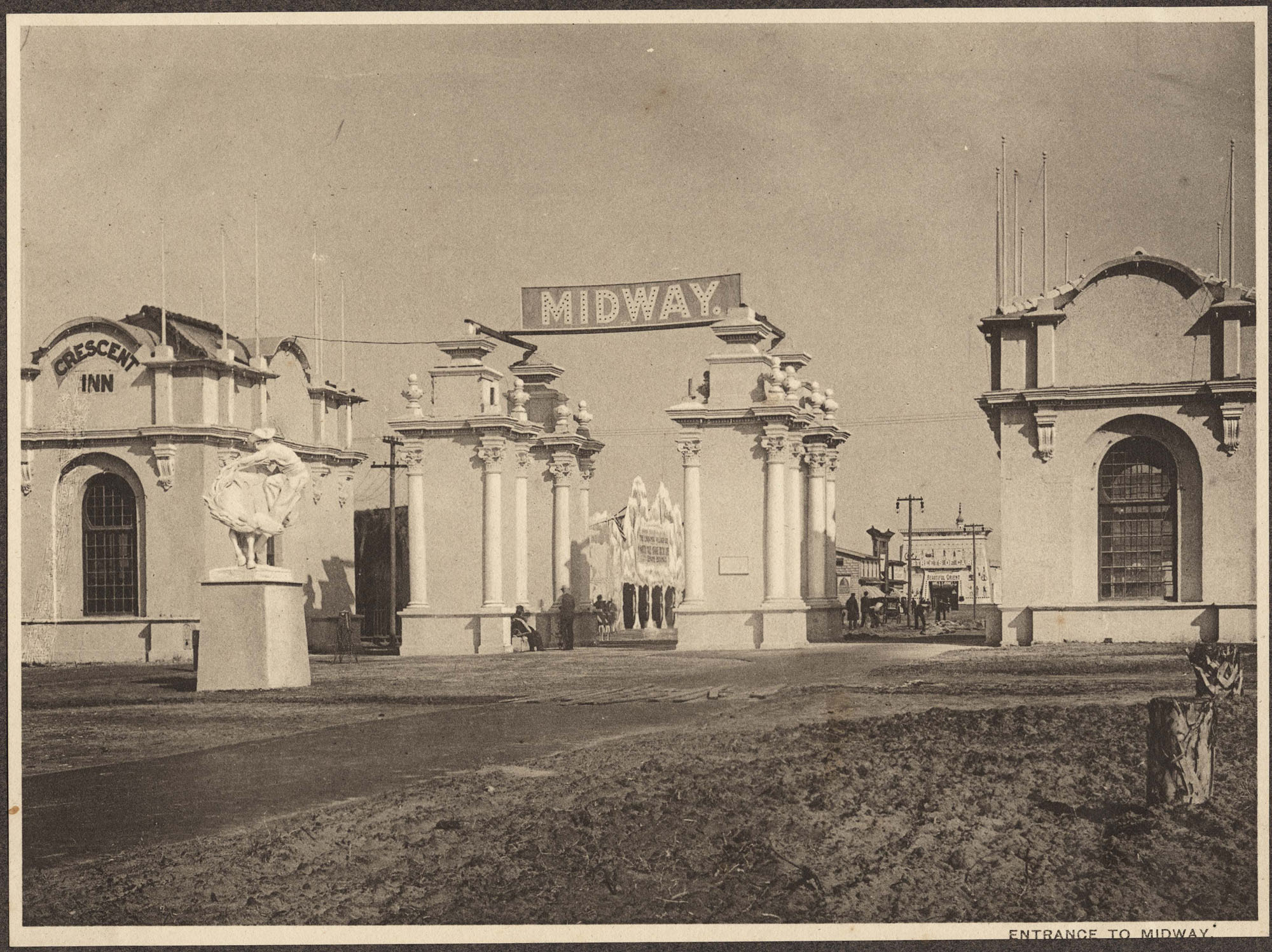 Entrance to Midway