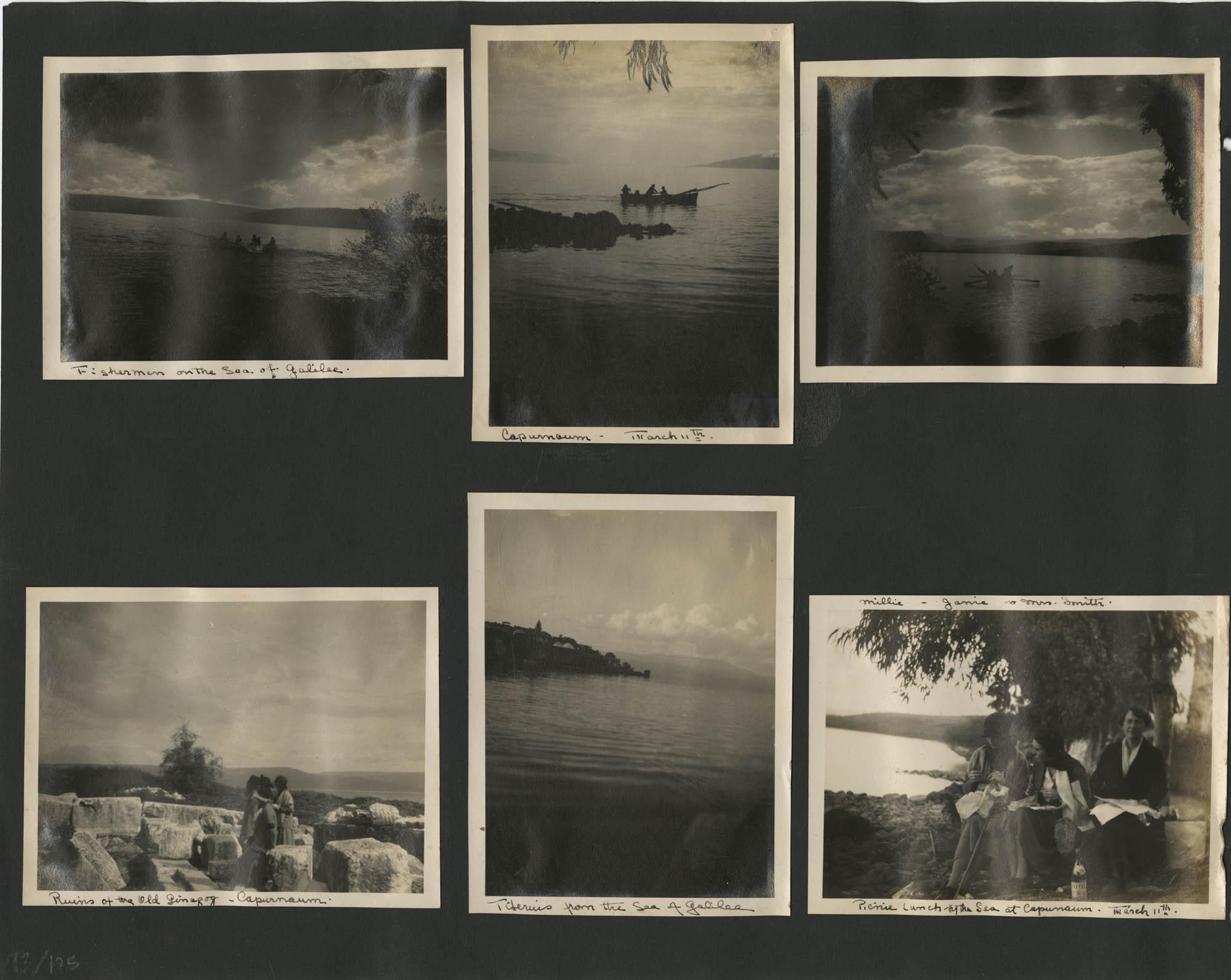 Egypt Photograph Album, 1925, Page 93