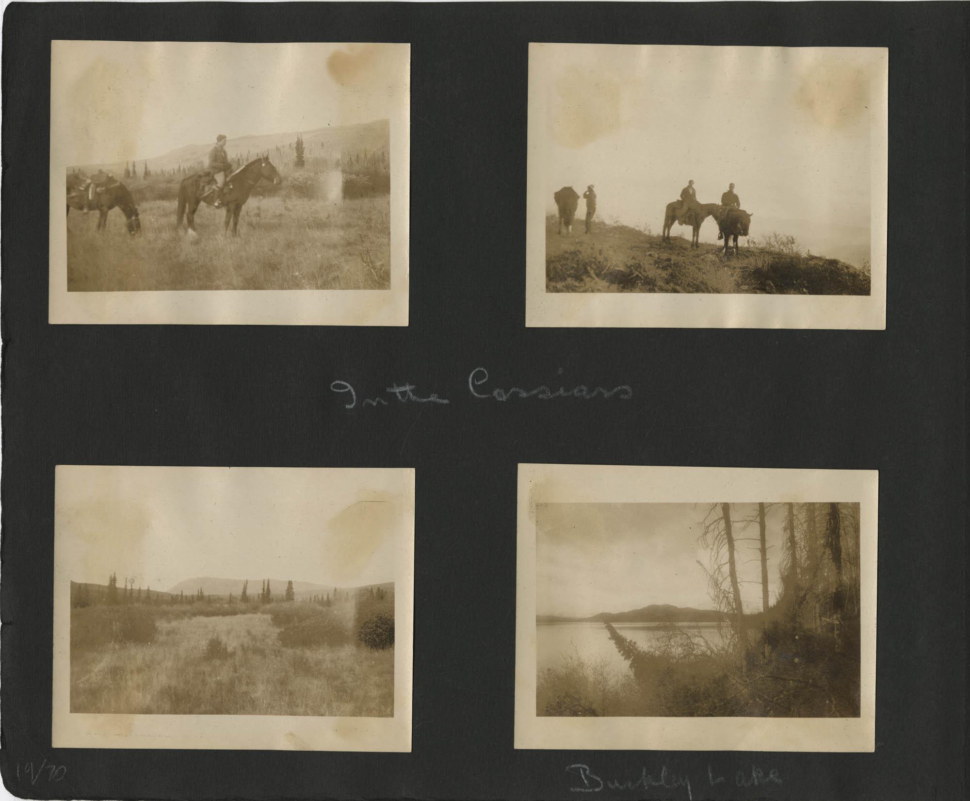 Alaska Photograph Album, 1926, Page 19