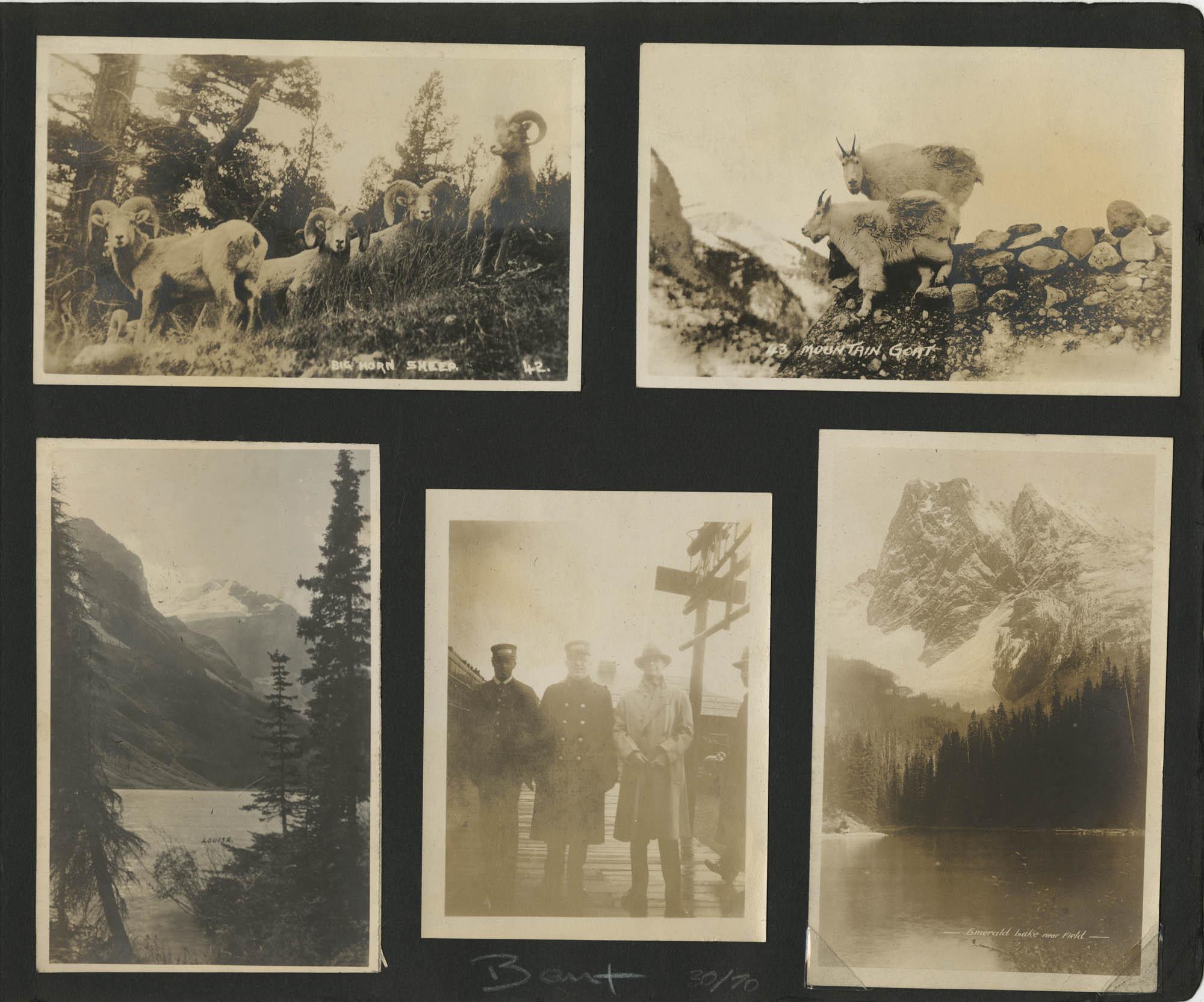 Alaska Photograph Album, 1926, Page 30