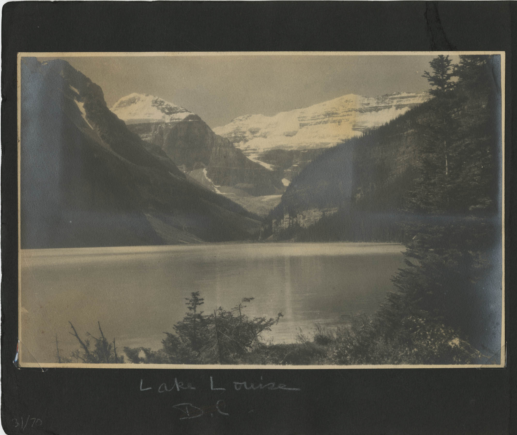 Alaska Photograph Album, 1926, Page 31