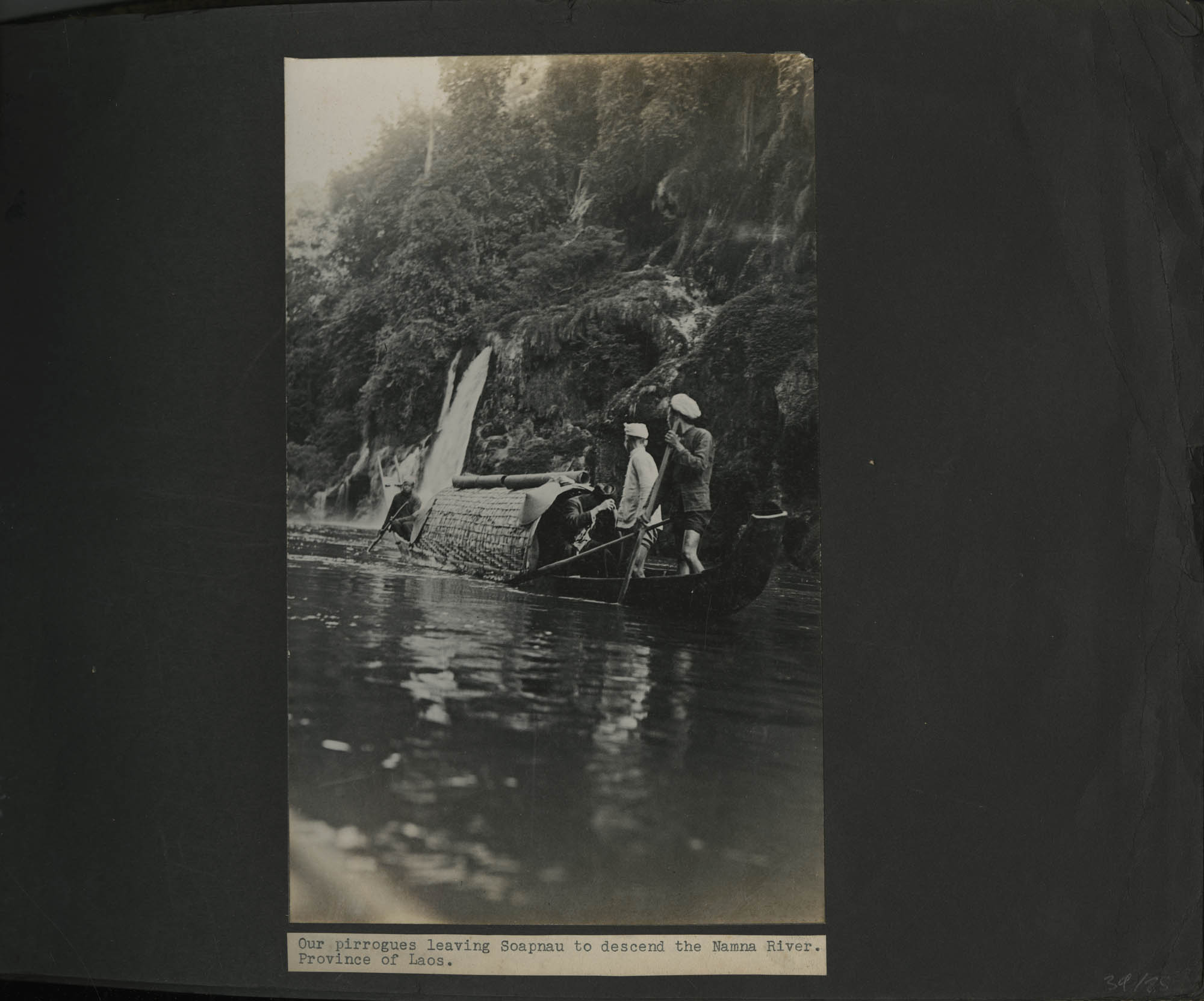 """Indo-China Expedition,"" Volume 2, 1932, Page 39"