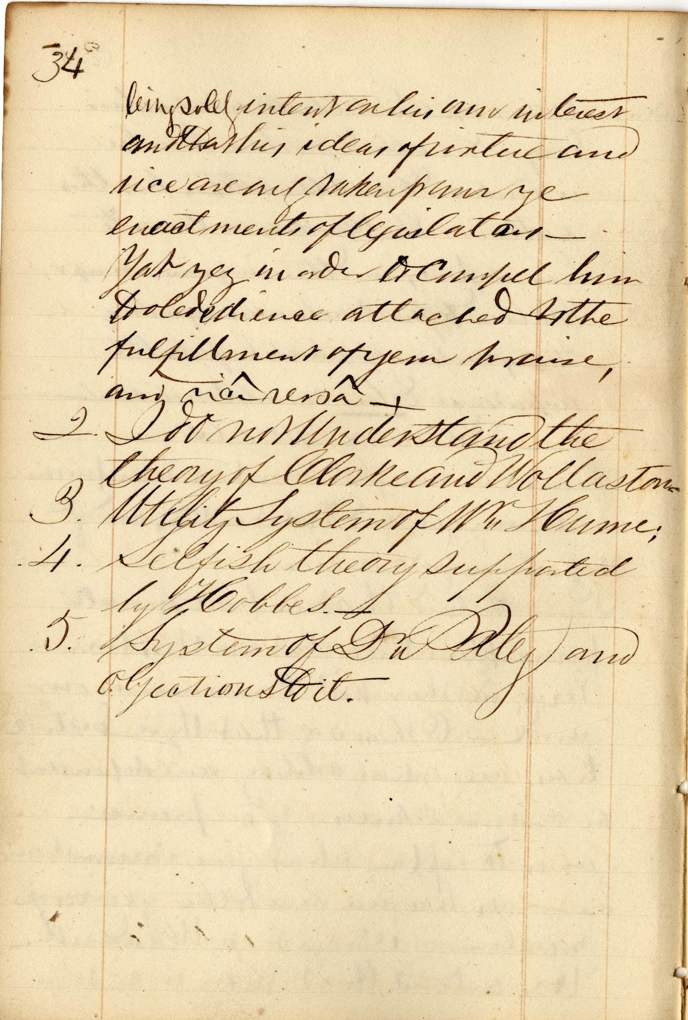 David Henry Mordecai Travel Diary (1849), Page 102