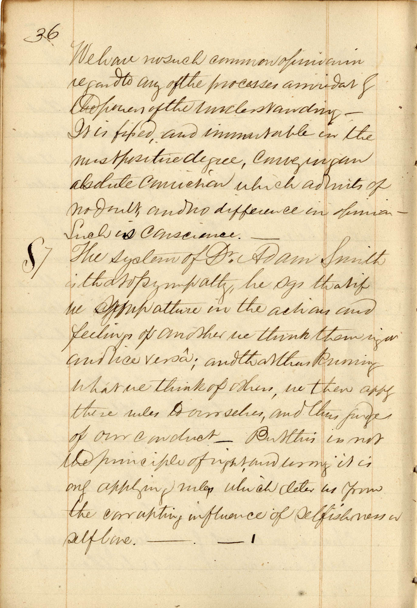 David Henry Mordecai Travel Diary (1849), Page 104