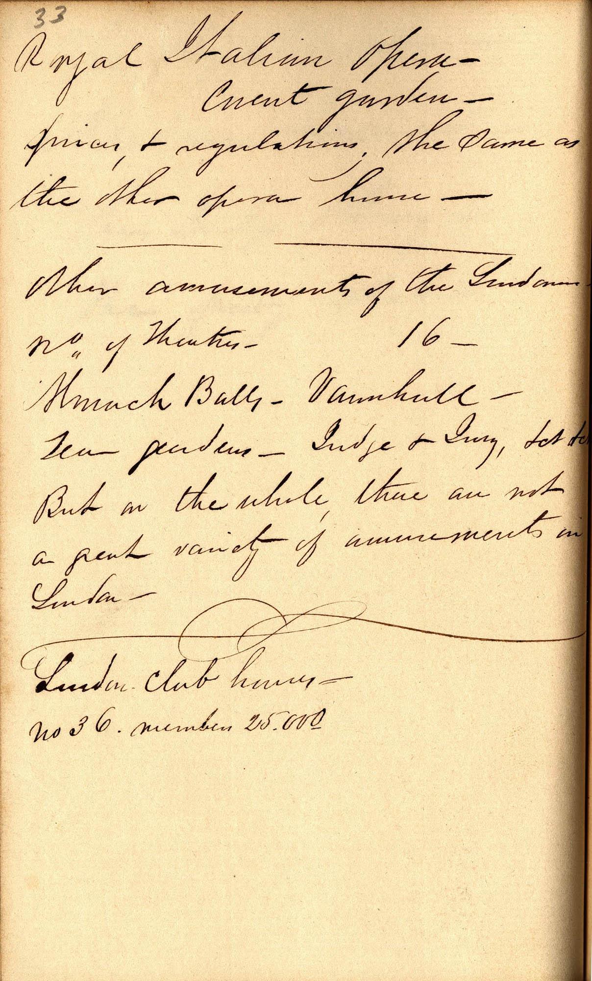 David Henry Mordecai Travel Diary (1850), Page 33