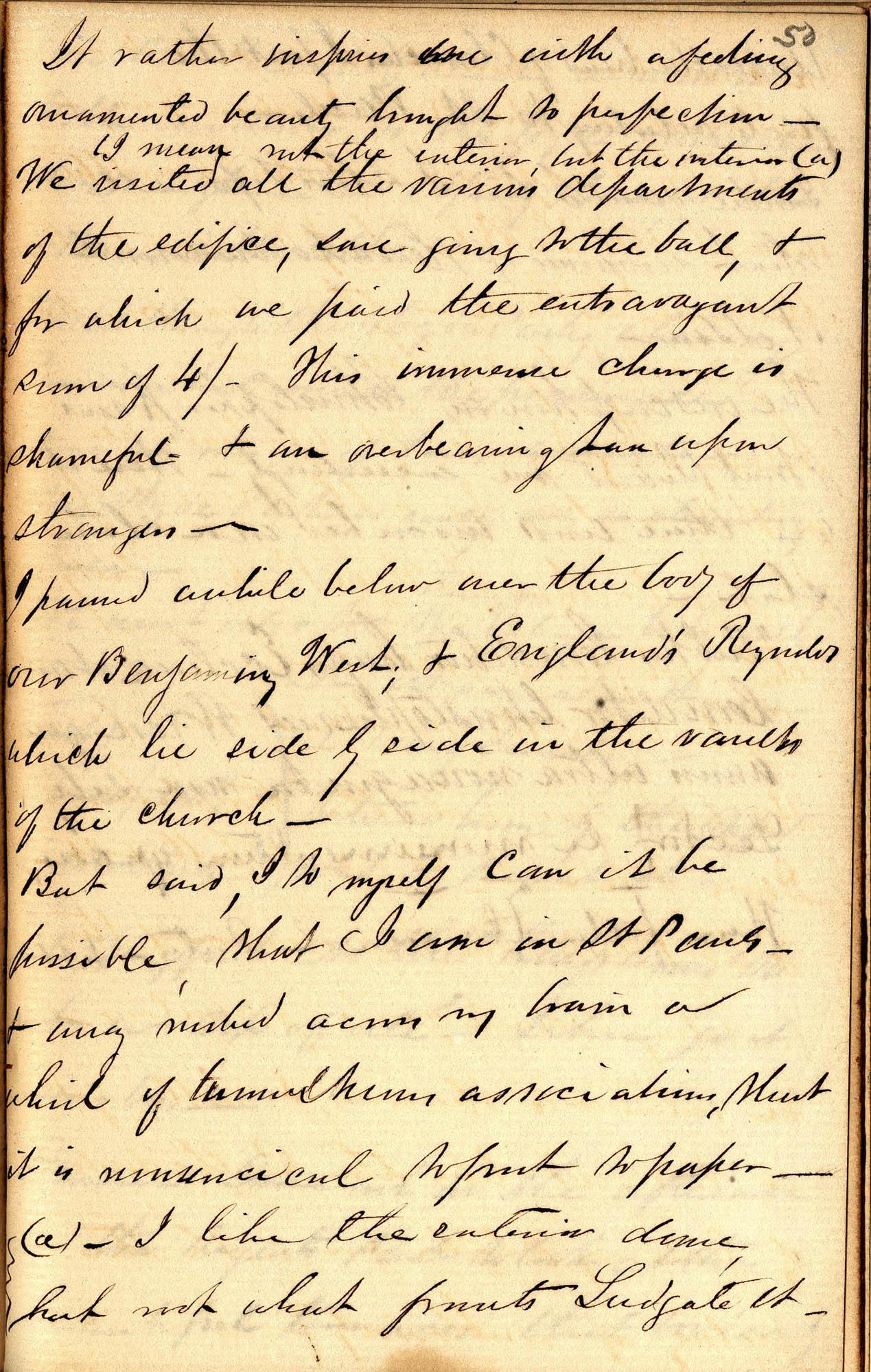 David Henry Mordecai Travel Diary (1850), Page 50
