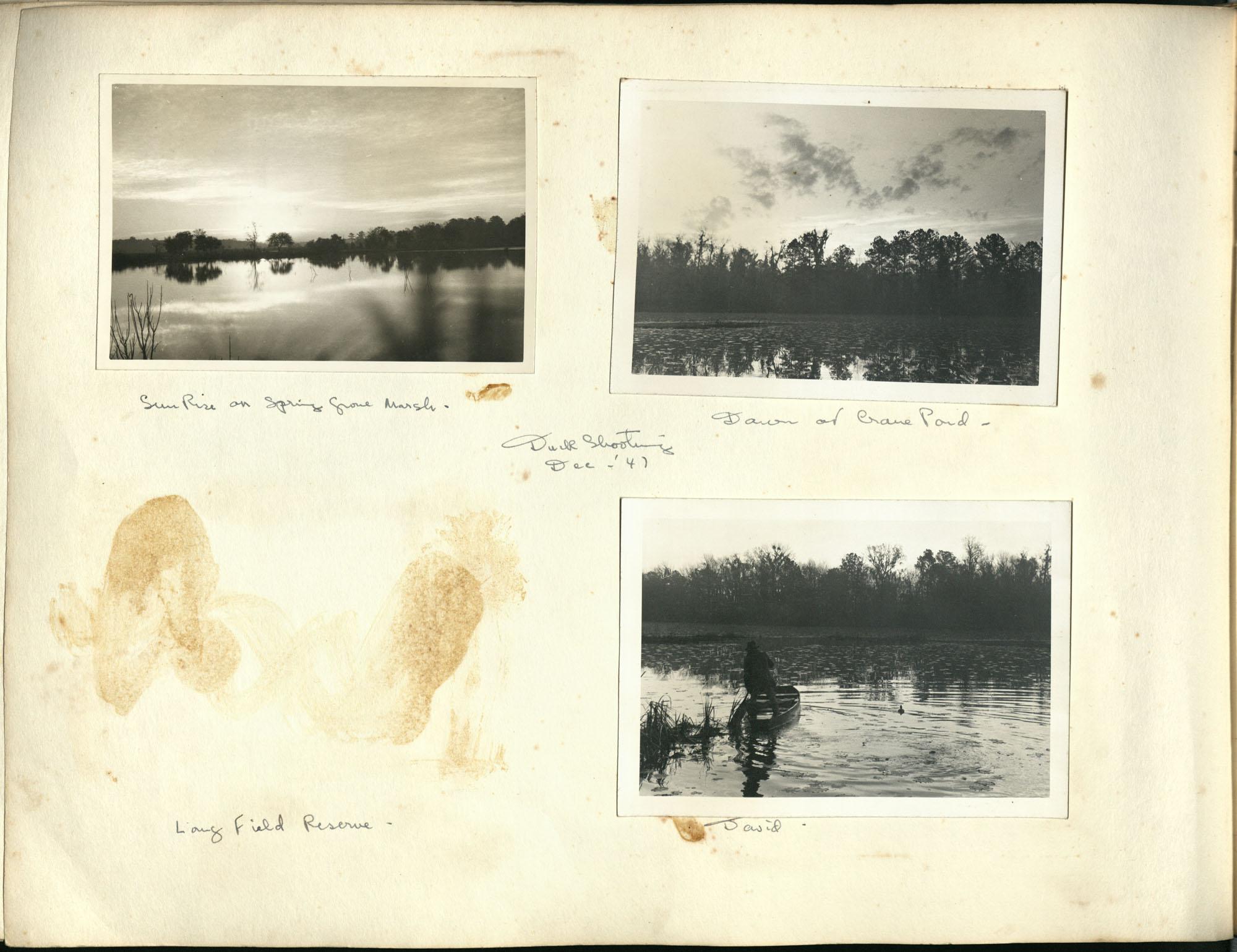 Medway Plantation Photograph Album, 1949, page 114