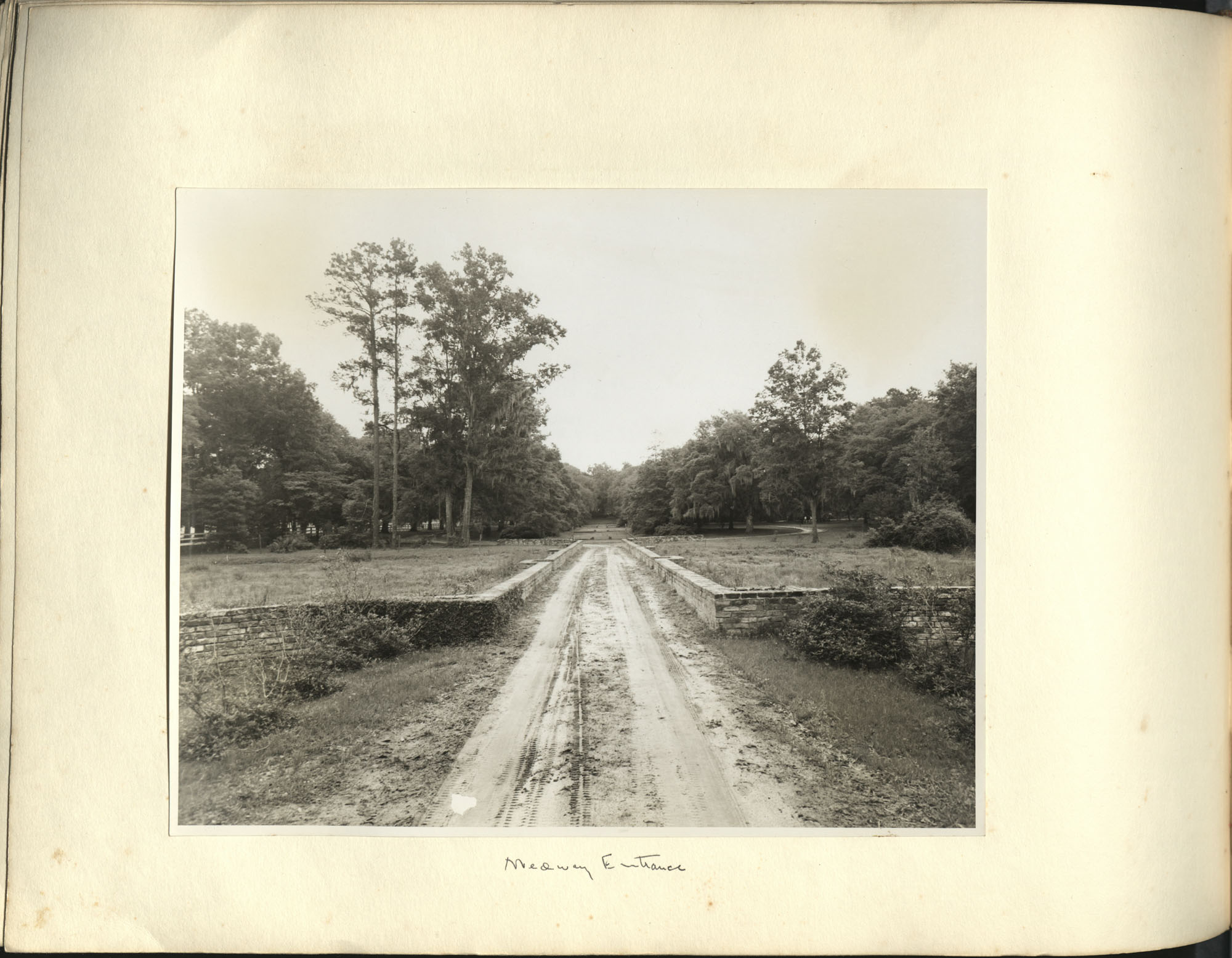 Medway Plantation Photograph Album, 1949, page 142