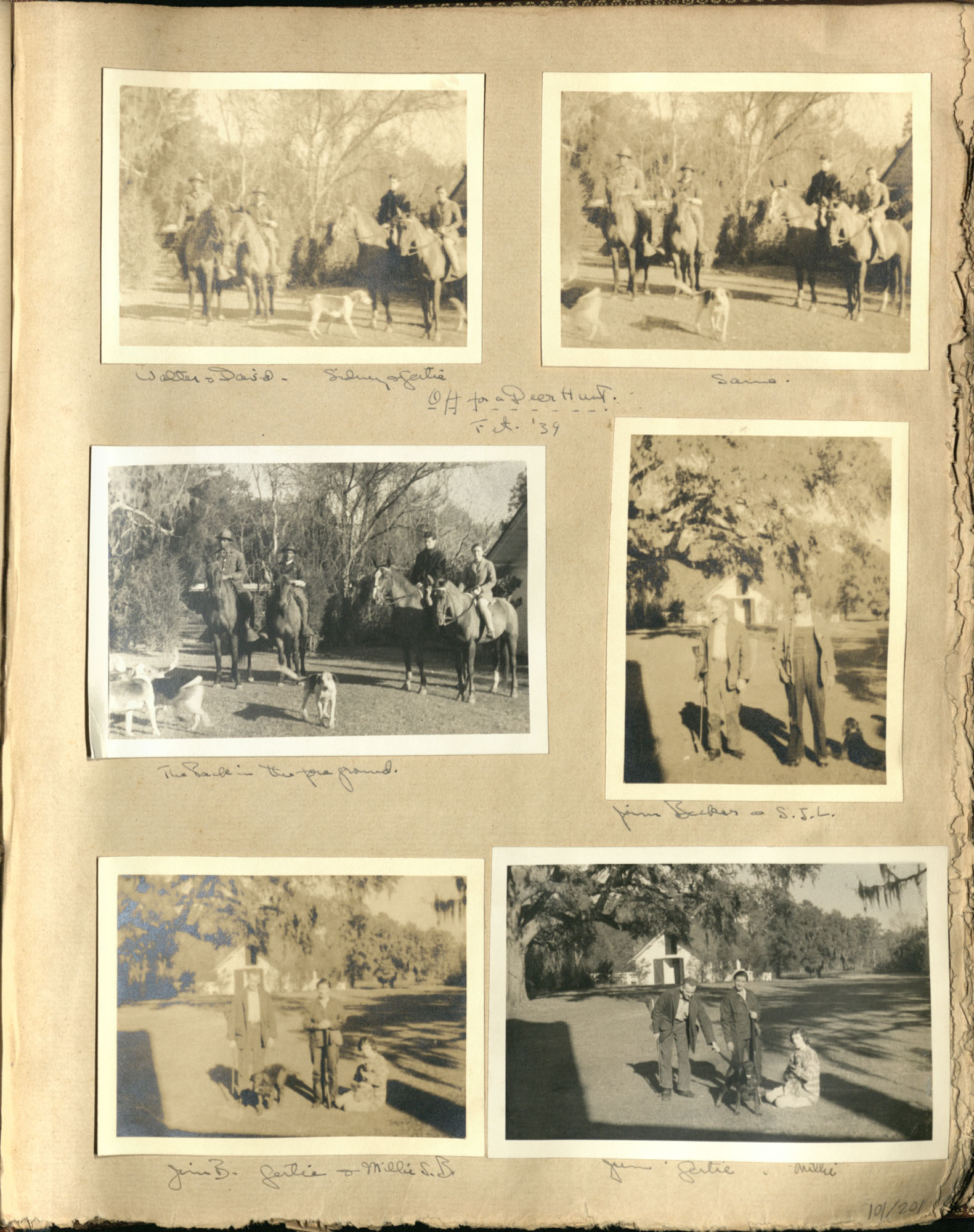 Early Medway and travels album, 1929-1937, page 101