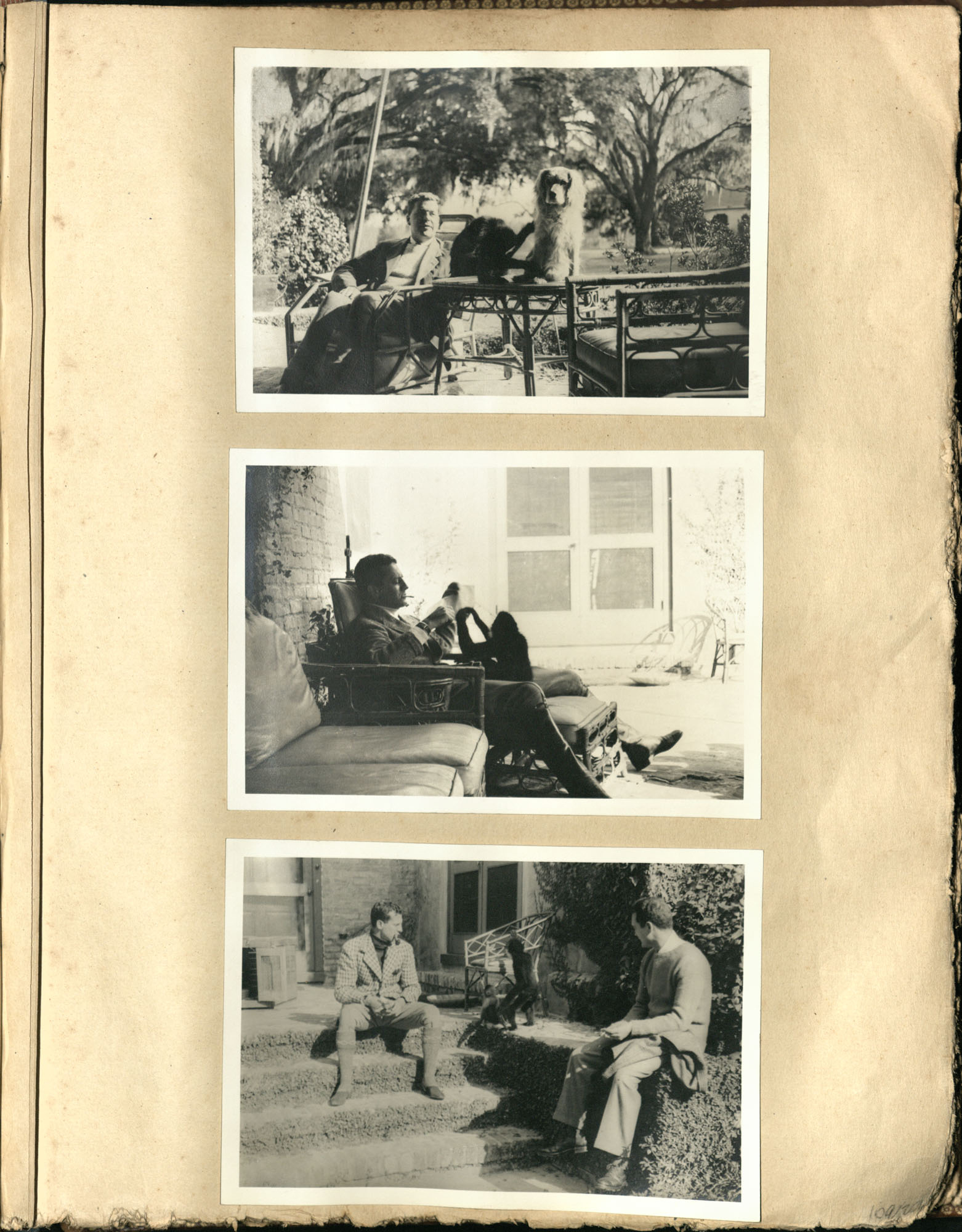 Early Medway and travels album, 1929-1937, page 109