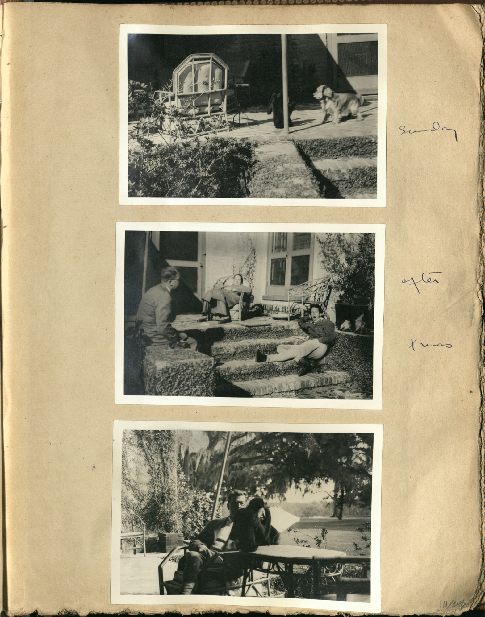 Early Medway and travels album, 1929-1937, page 111