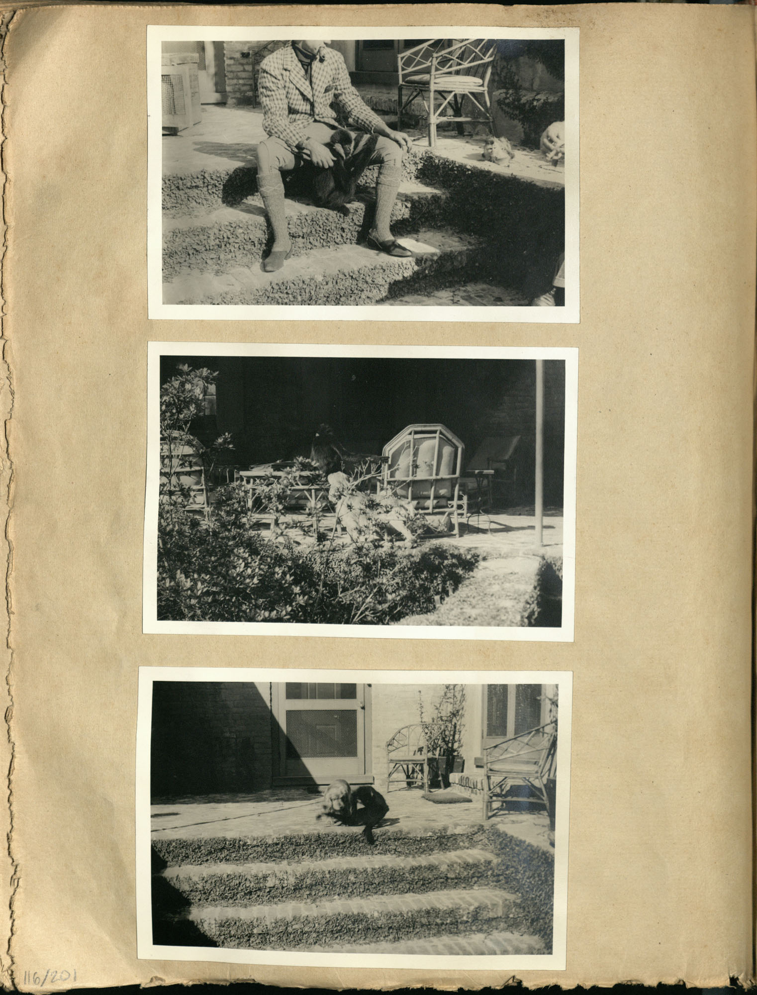 Early Medway and travels album, 1929-1937, page 116