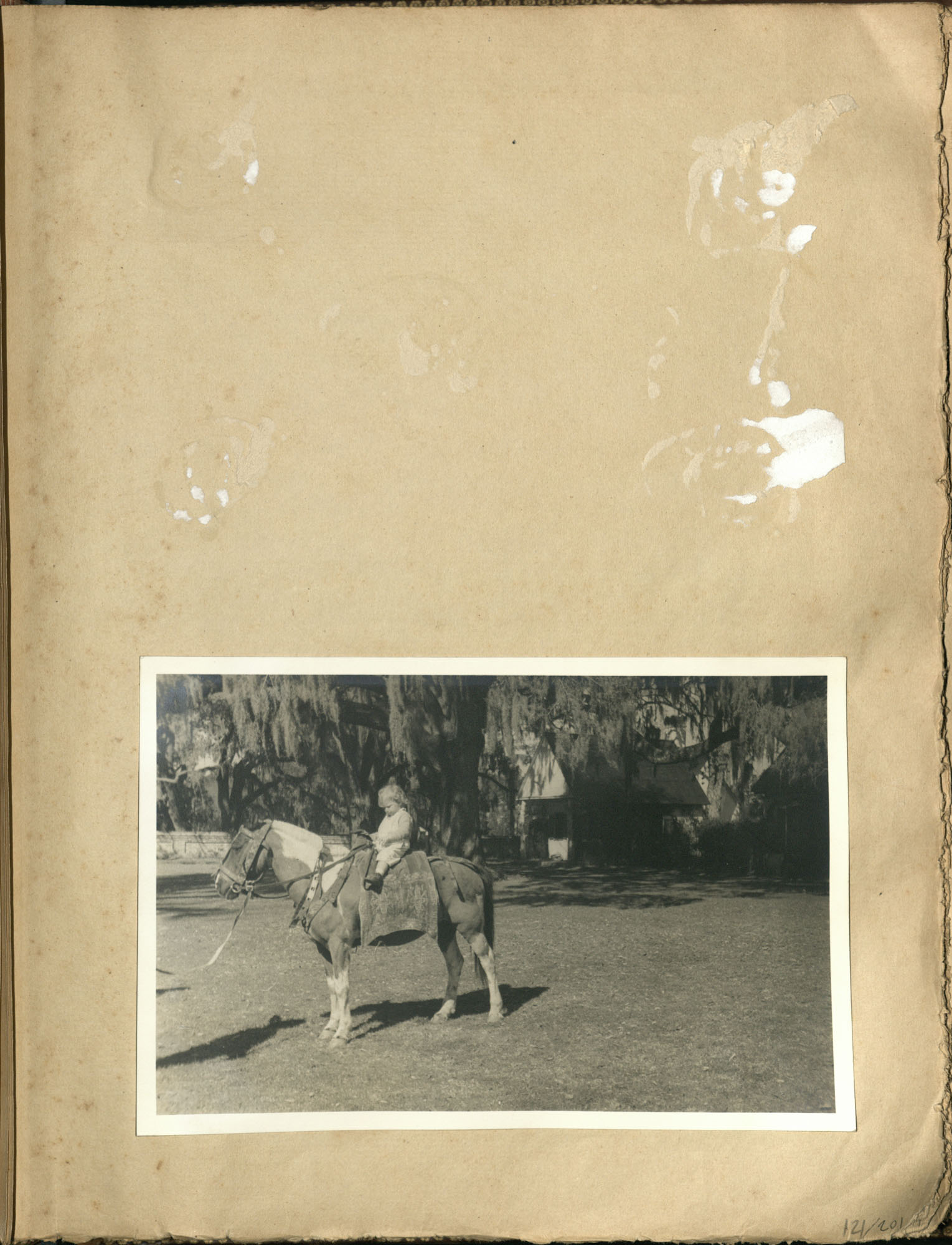 Early Medway and travels album, 1929-1937, page 121