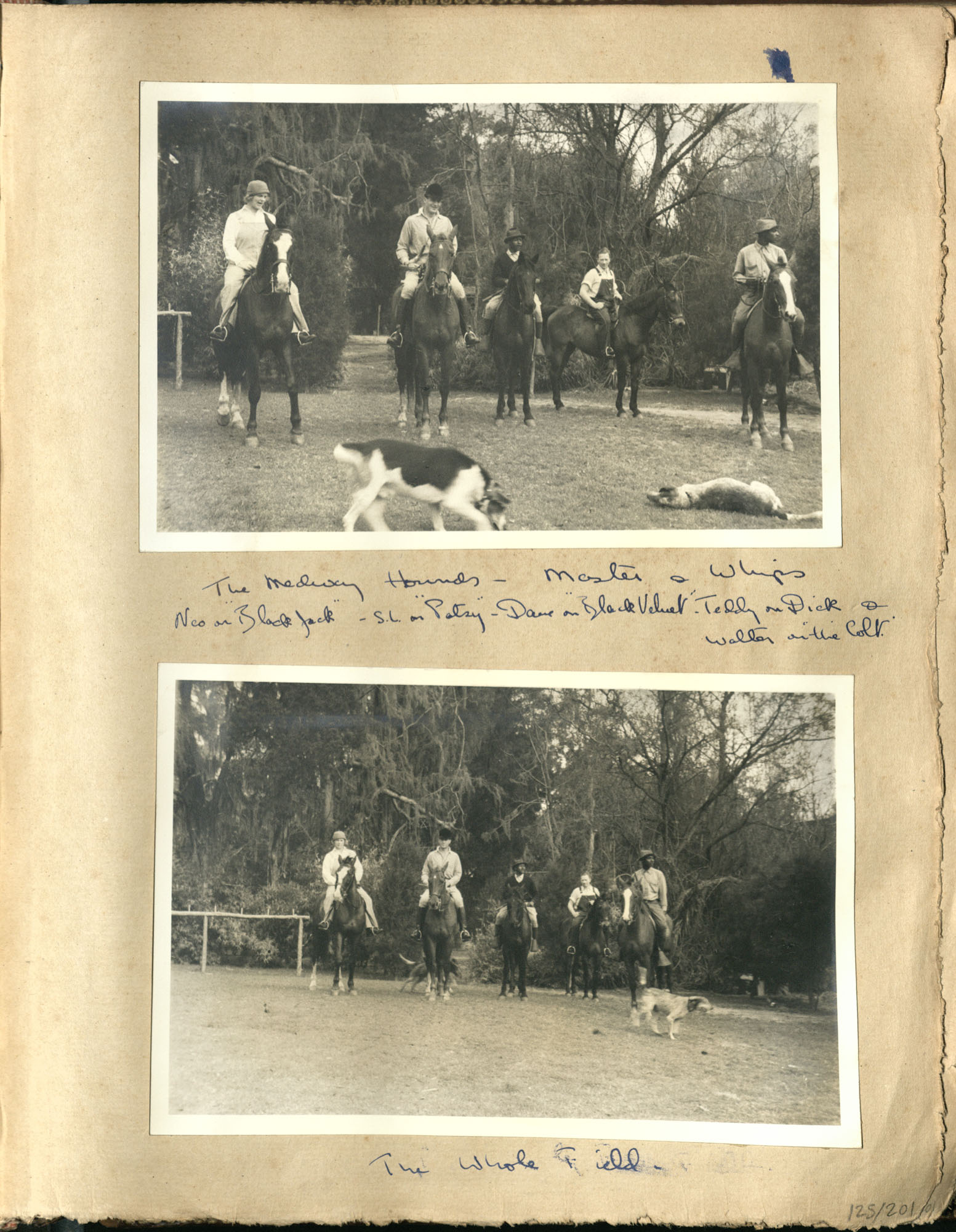 Early Medway and travels album, 1929-1937, page 125