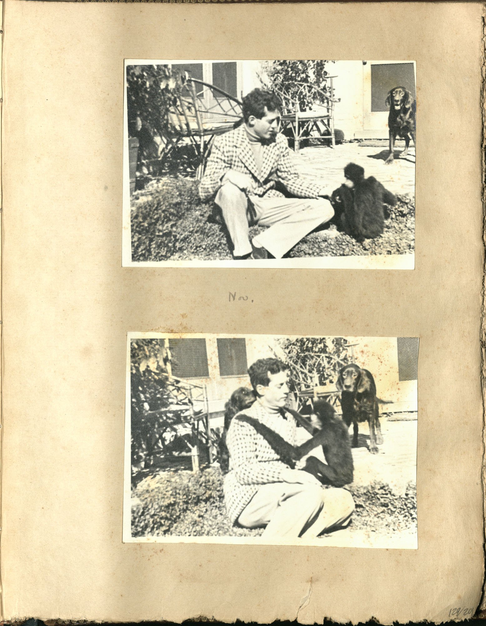 Early Medway and travels album, 1929-1937, page 129