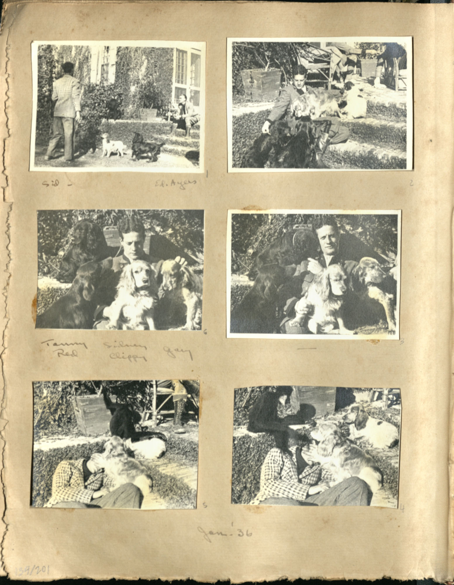 Early Medway and travels album, 1929-1937, page 134