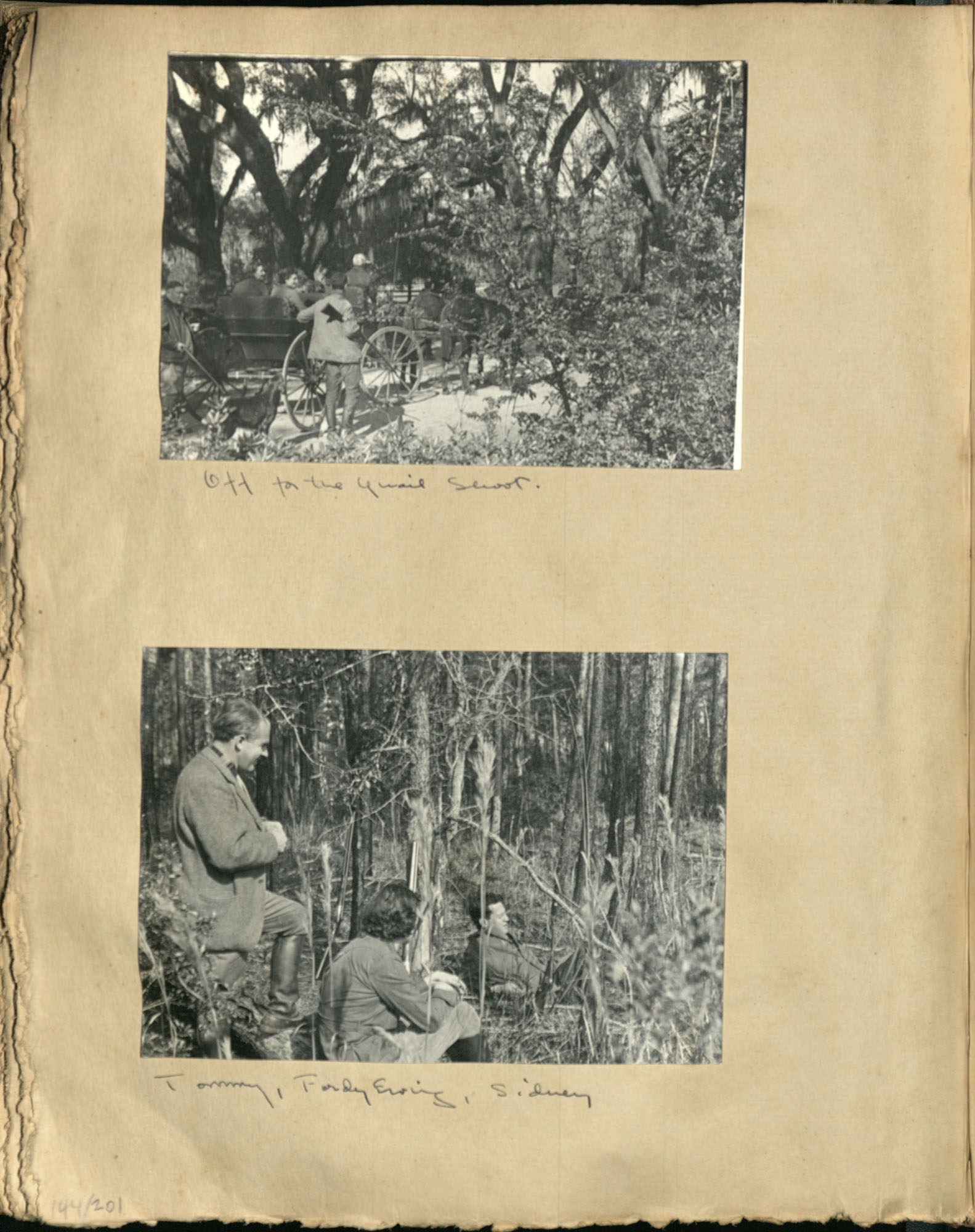 Early Medway and travels album, 1929-1937, page 144
