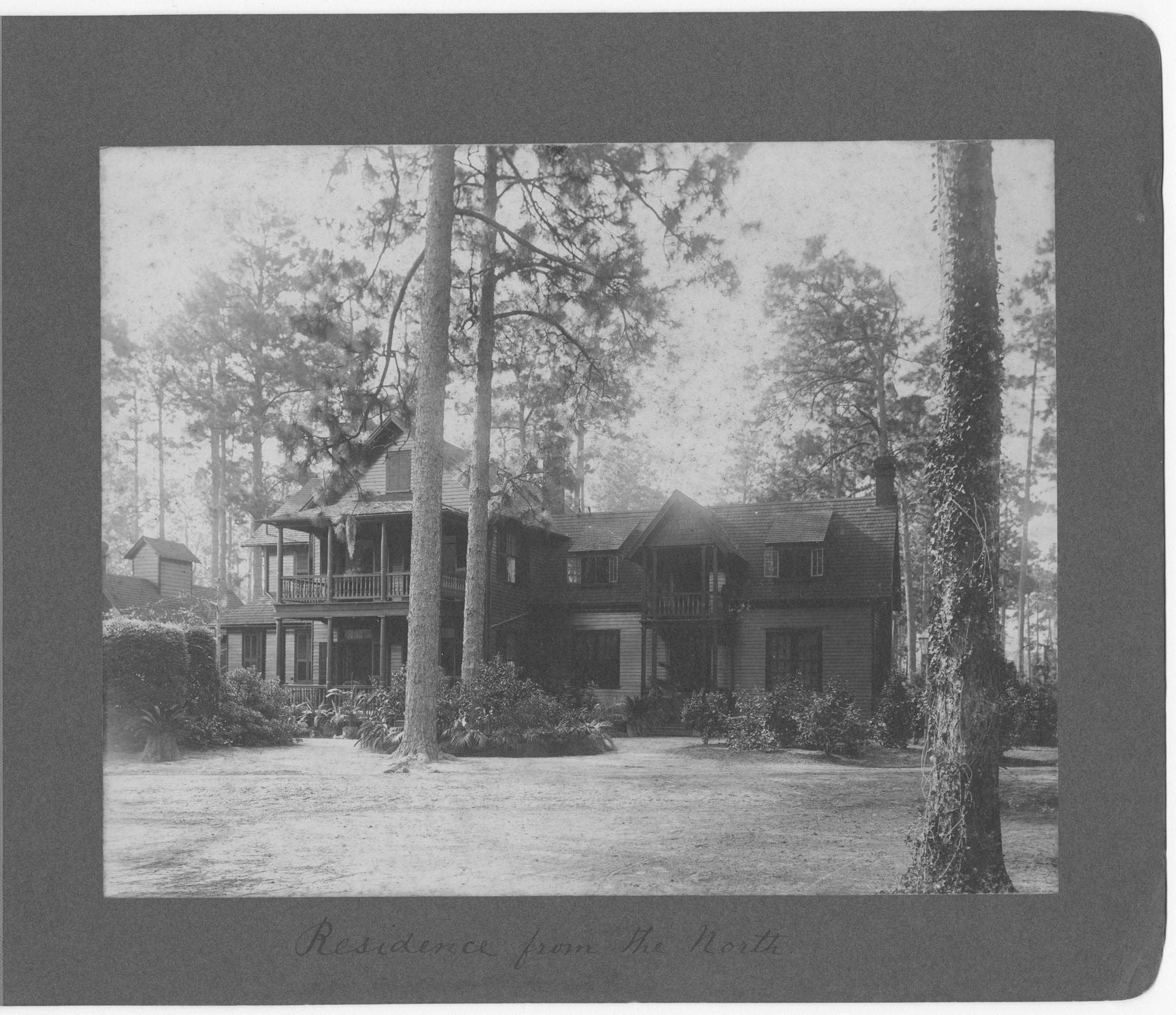 Pinehurst Tea Plantation Photograph Album, page 3