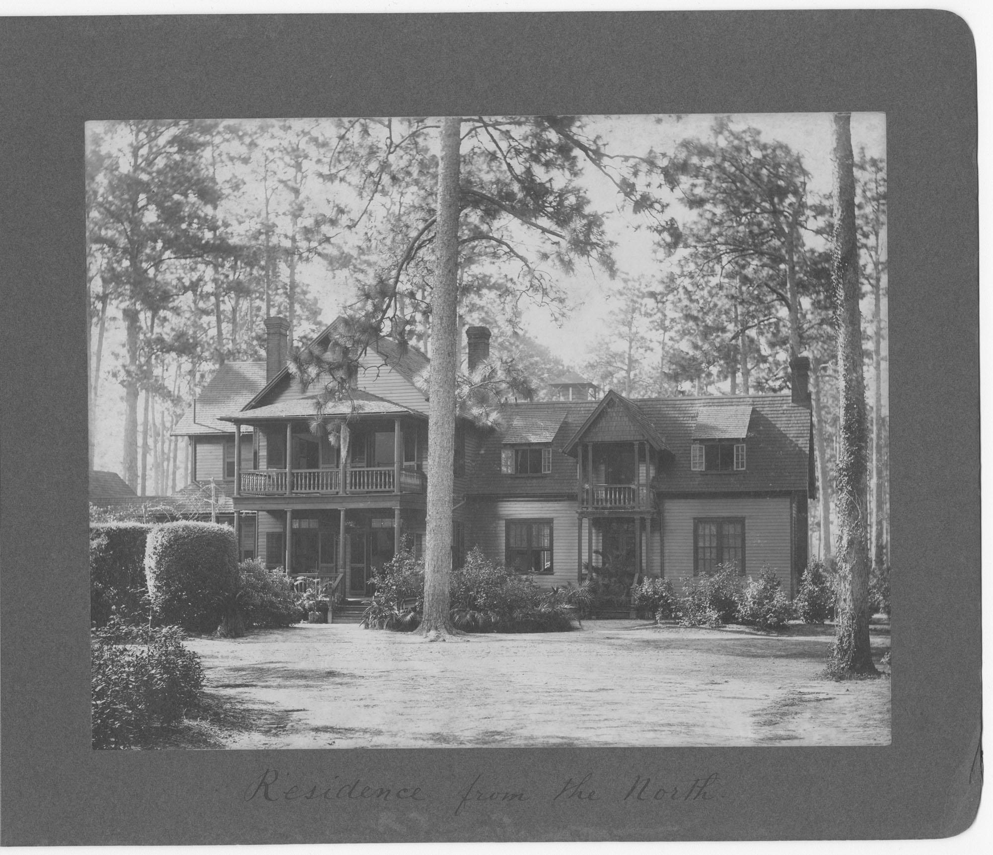 Pinehurst Tea Plantation Photograph Album, page 4