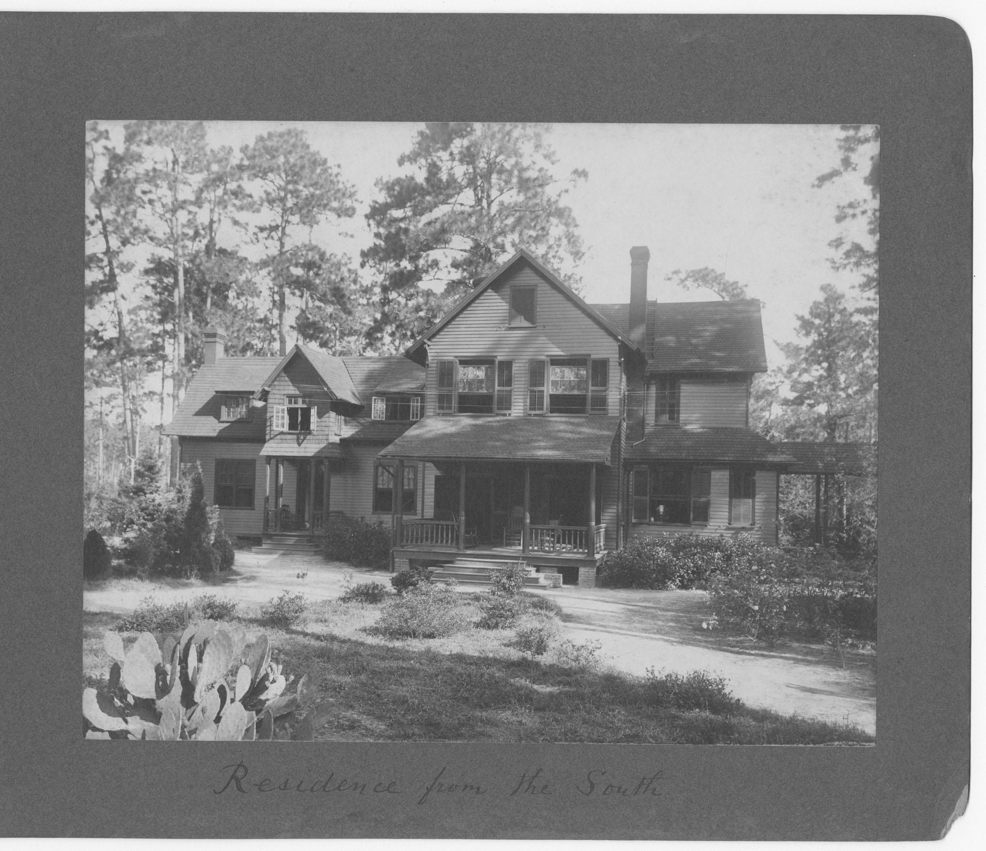 Pinehurst Tea Plantation Photograph Album, page 5