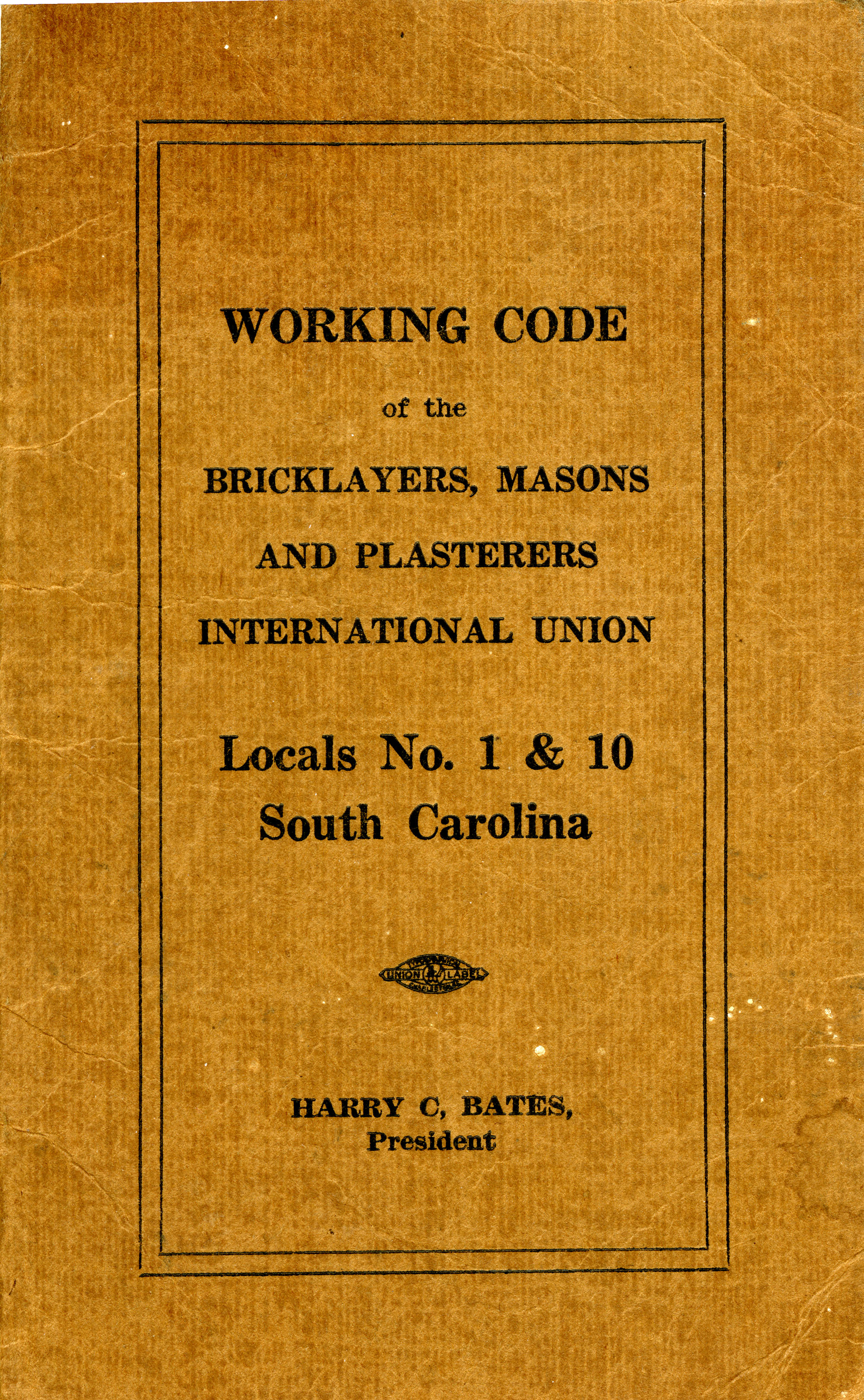 Working code, Cover